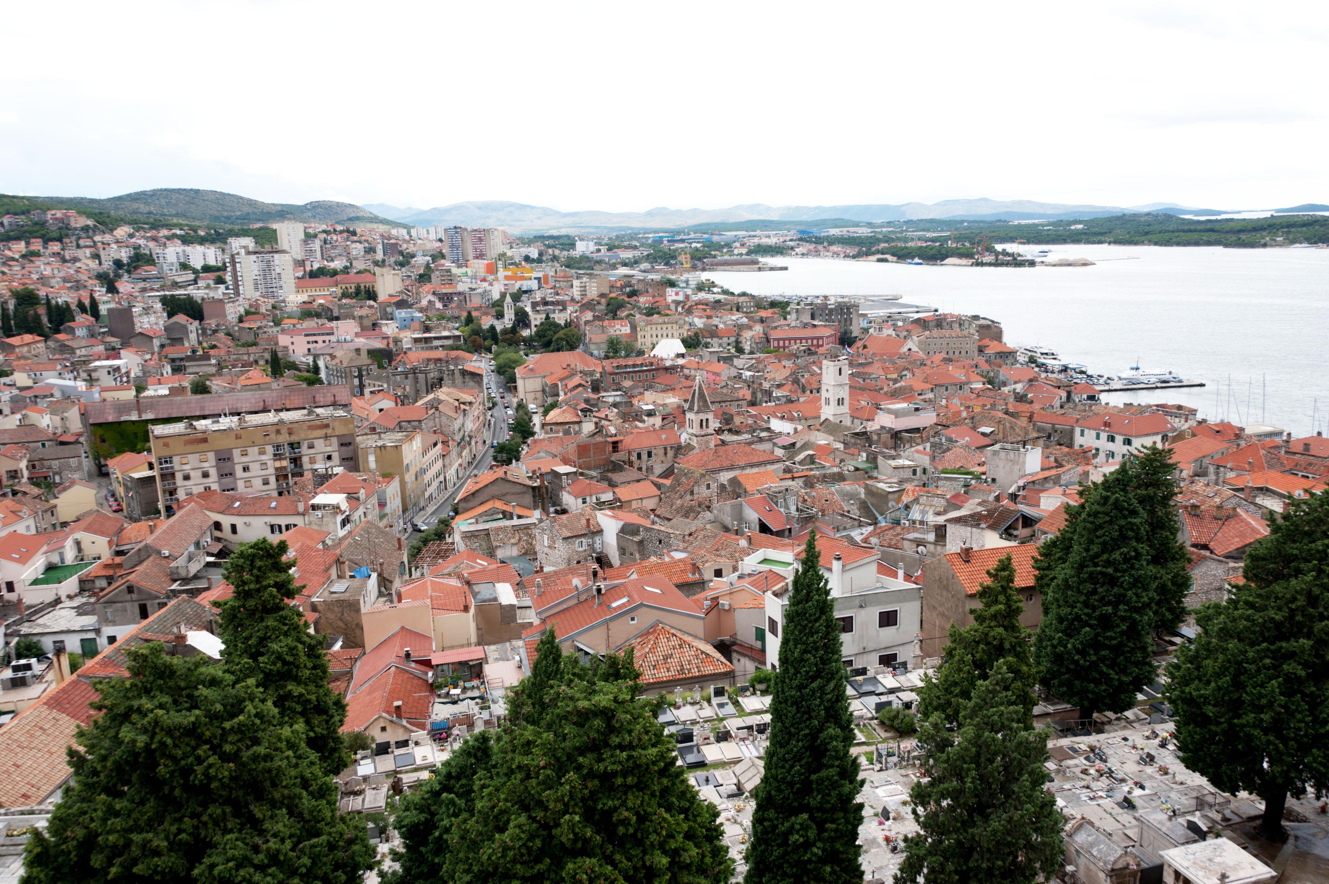 9383-Sibenik (Nord Dalmatie)