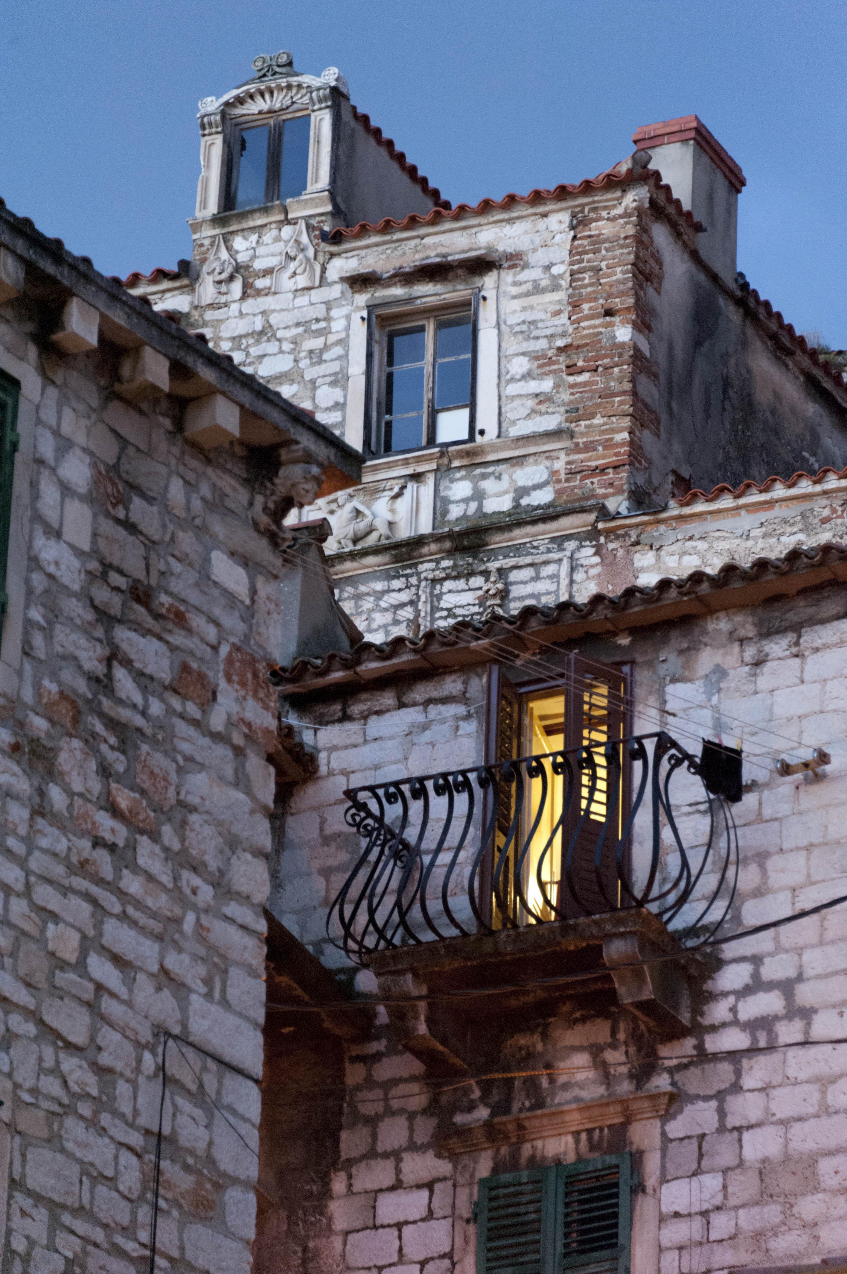 9442-Sibenik (Nord Dalmatie)