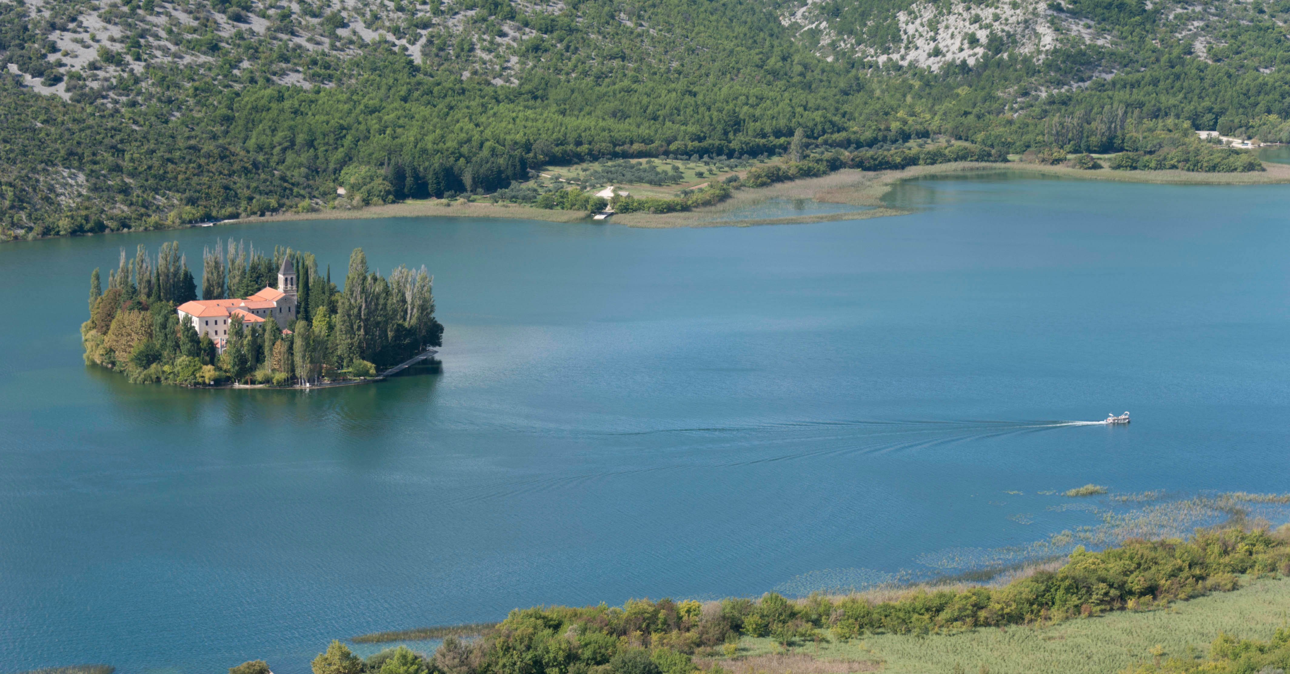 9470-Parc national Krka (Dalmatie du Nord)