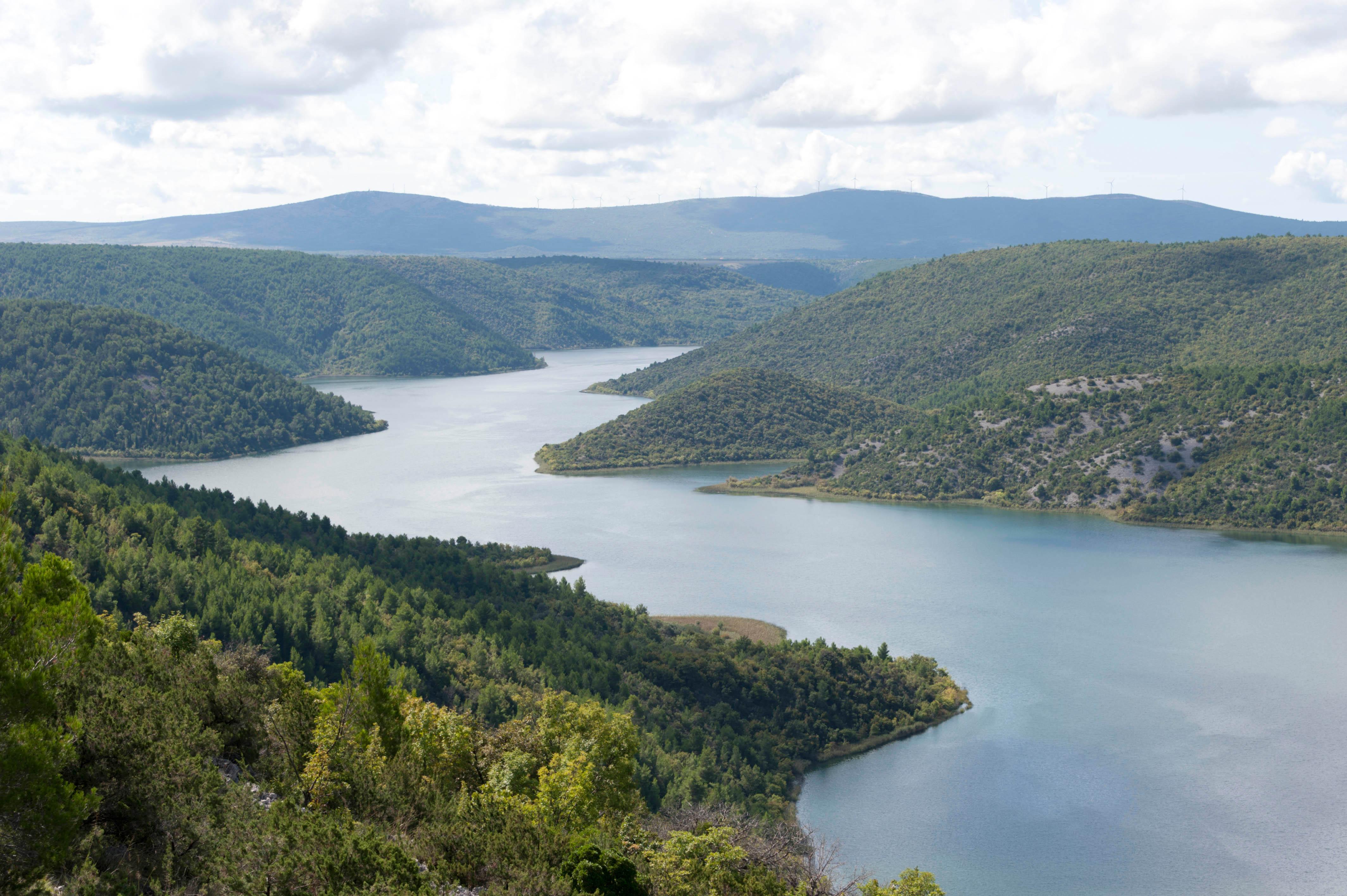 9472-Parc national Krka (Dalmatie du Nord)