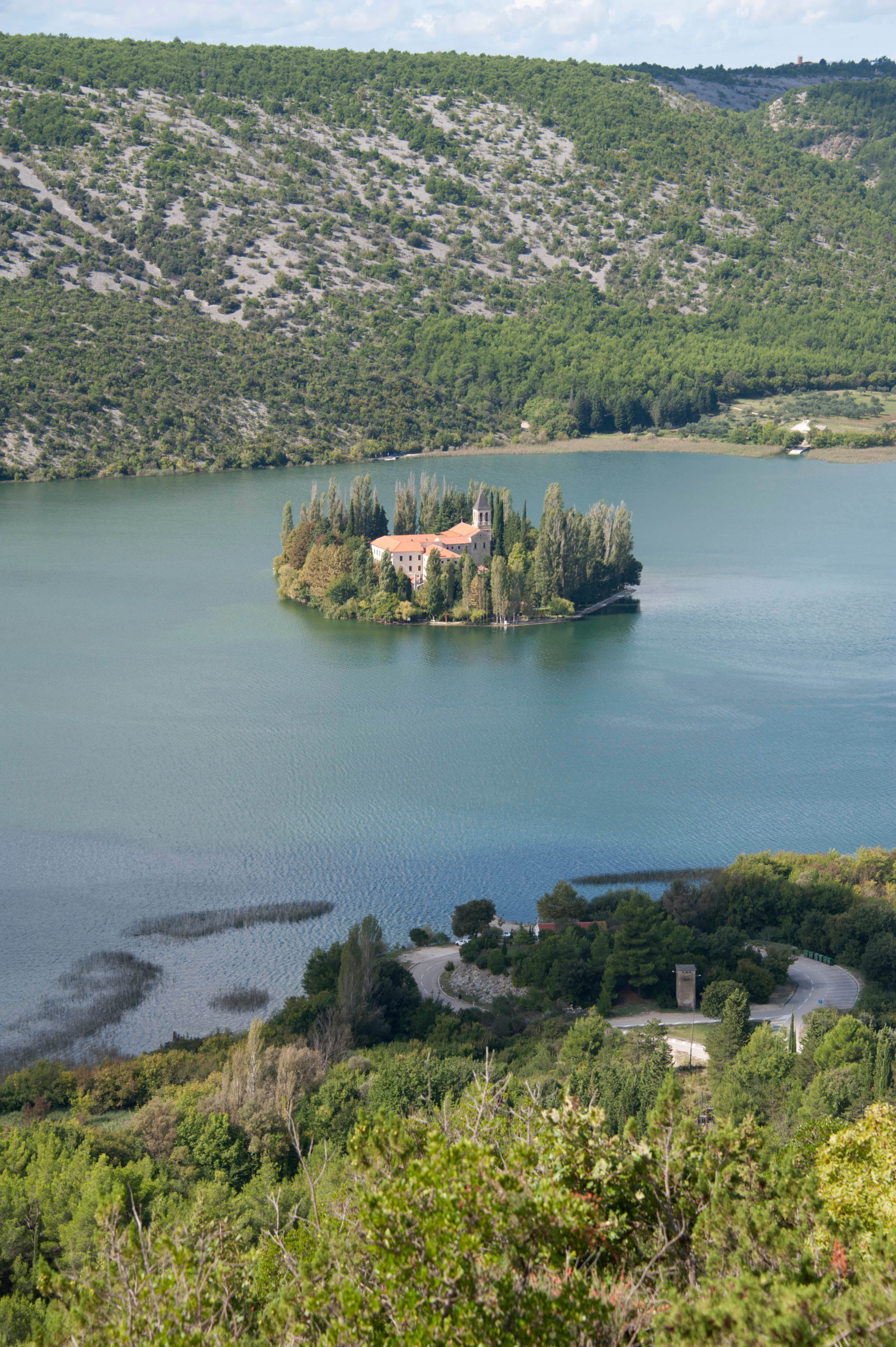 9473-Parc national Krka (Dalmatie du Nord)