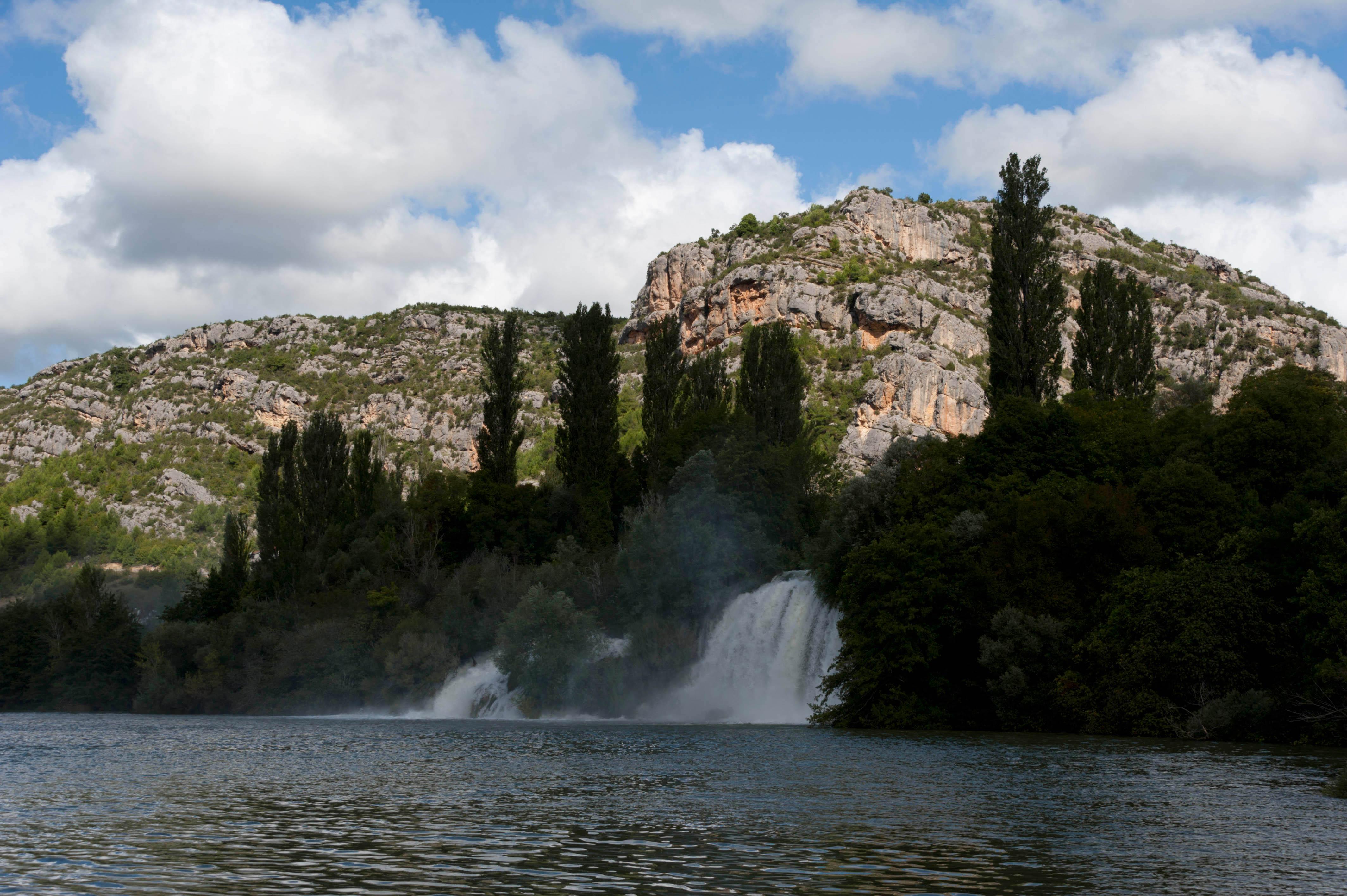 9487-Parc national Krka (Dalmatie du Nord)