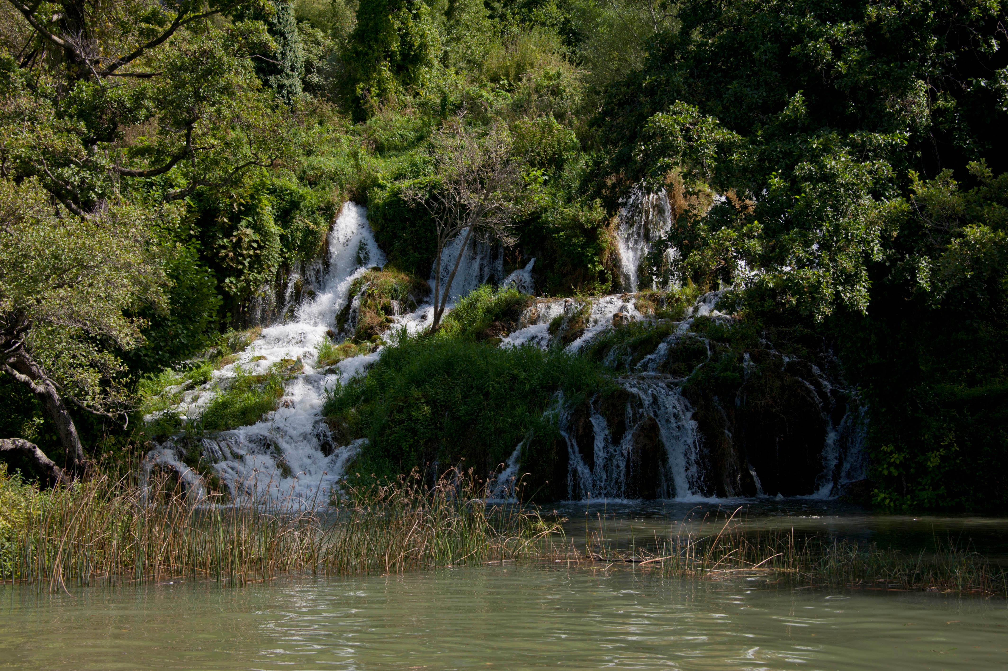 9492-Parc national Krka (Dalmatie du Nord)
