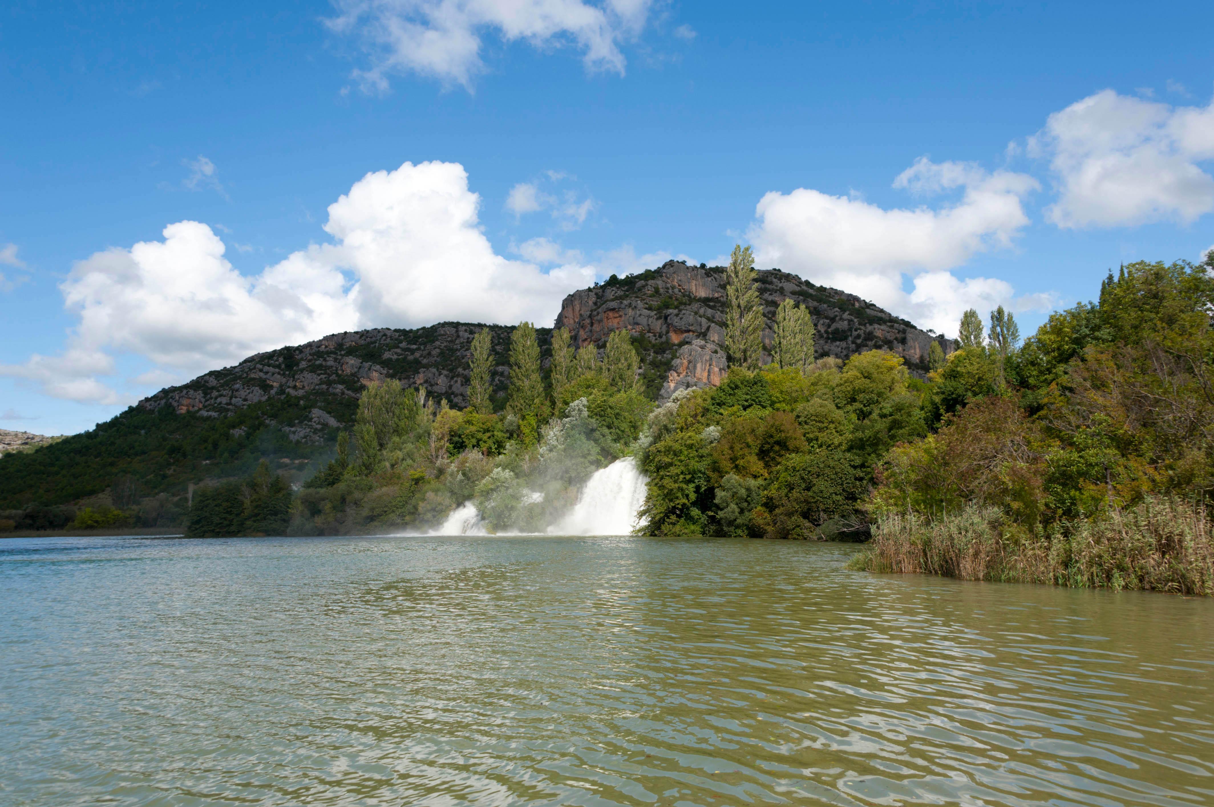 9493-Parc national Krka (Dalmatie du Nord)