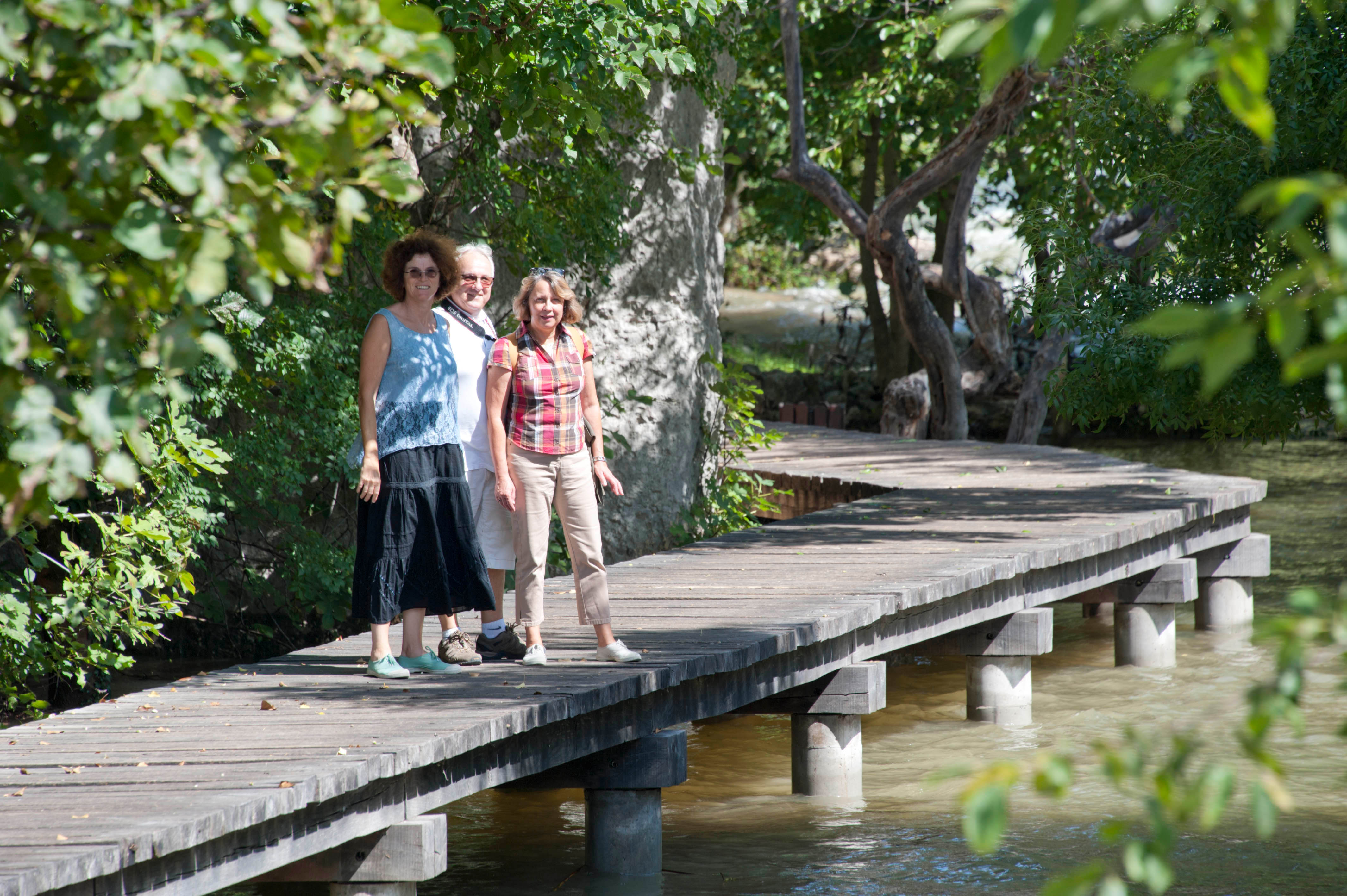 9506-Parc national Krka (Dalmatie du Nord)