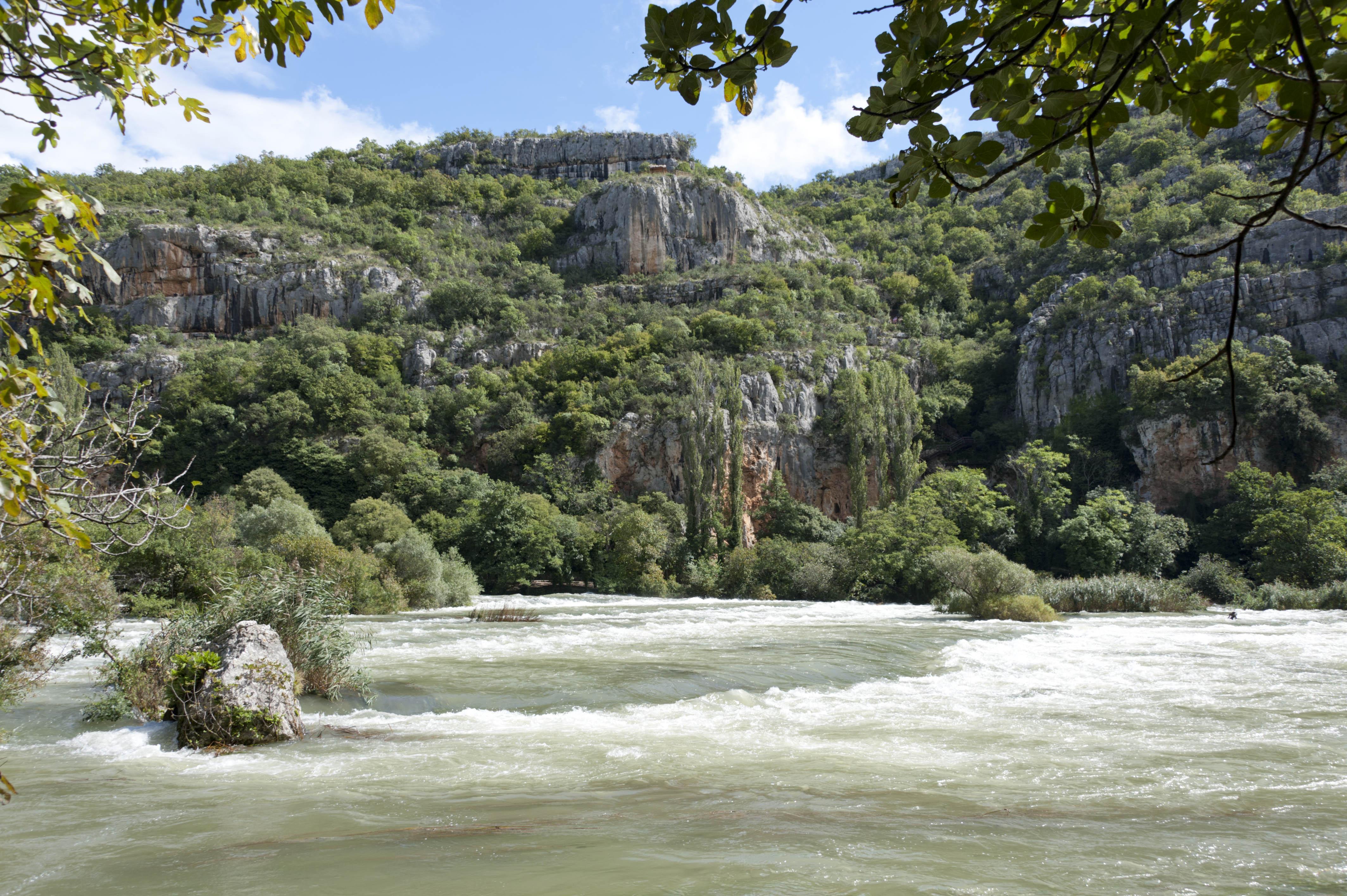 9511-Parc national Krka (Dalmatie du Nord)