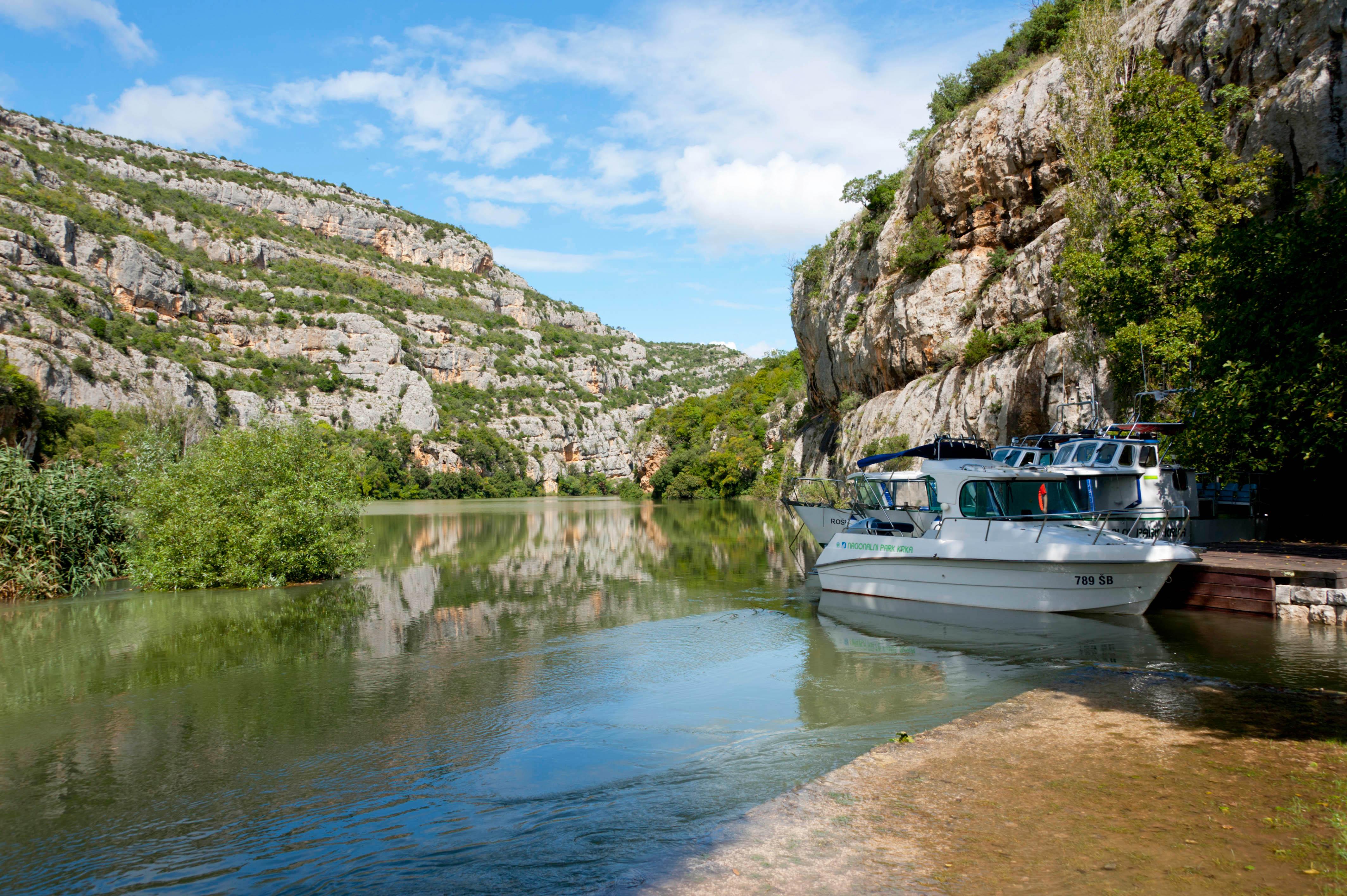 9519-Parc national Krka (Dalmatie du Nord)
