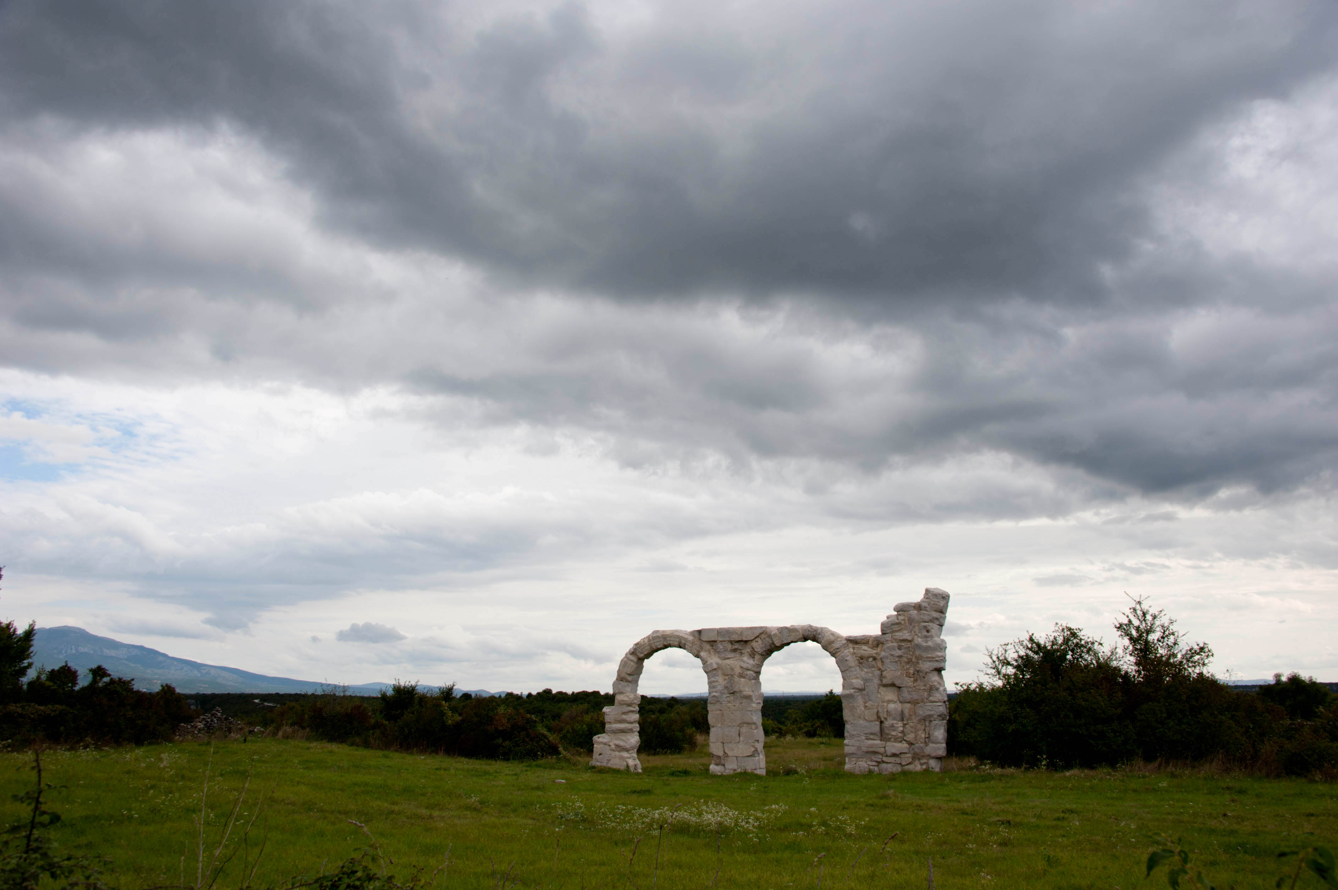 9530-Parc national Krka (Dalmatie du Nord)