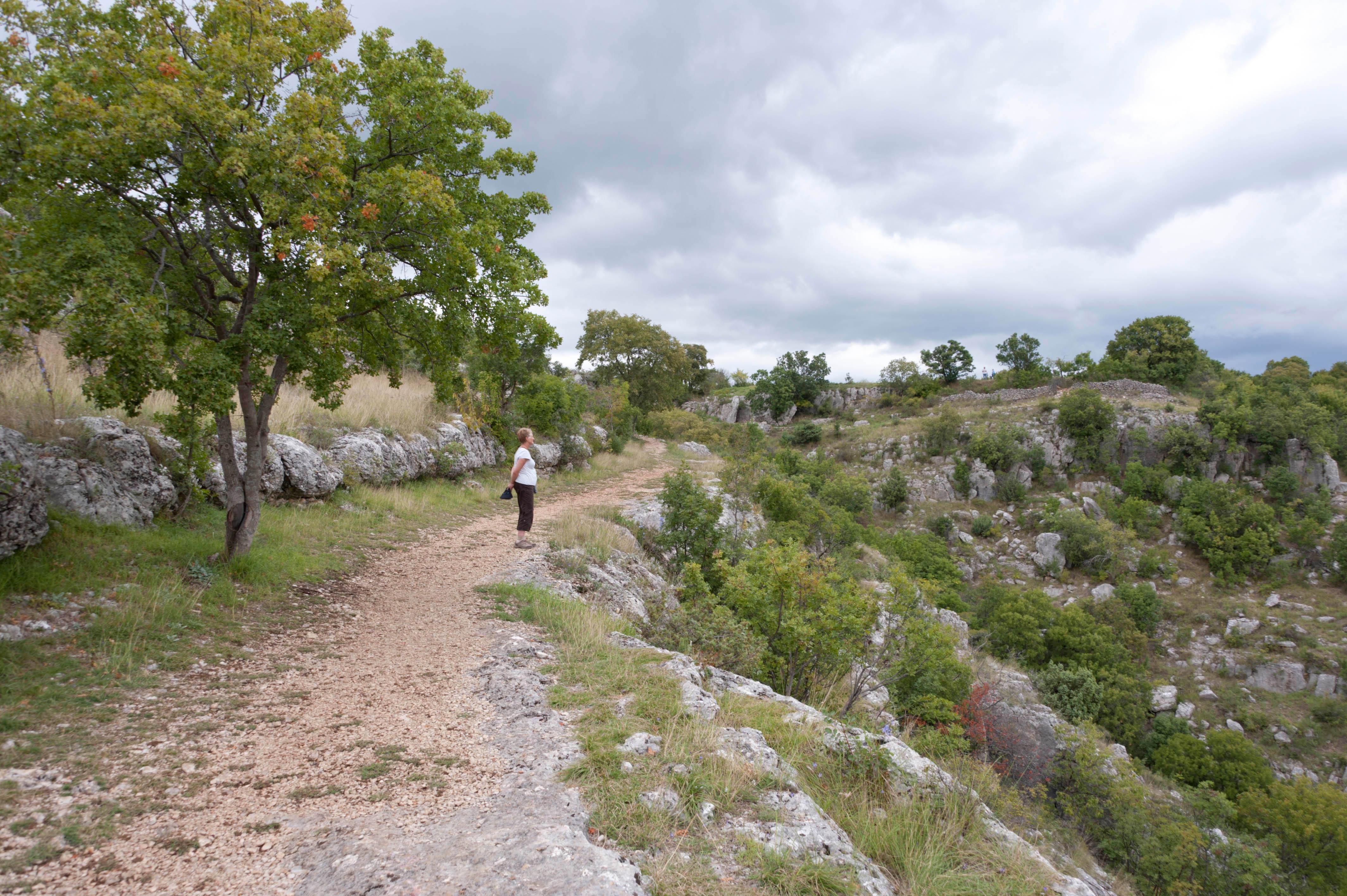 9535-Parc national Krka (Dalmatie du Nord)