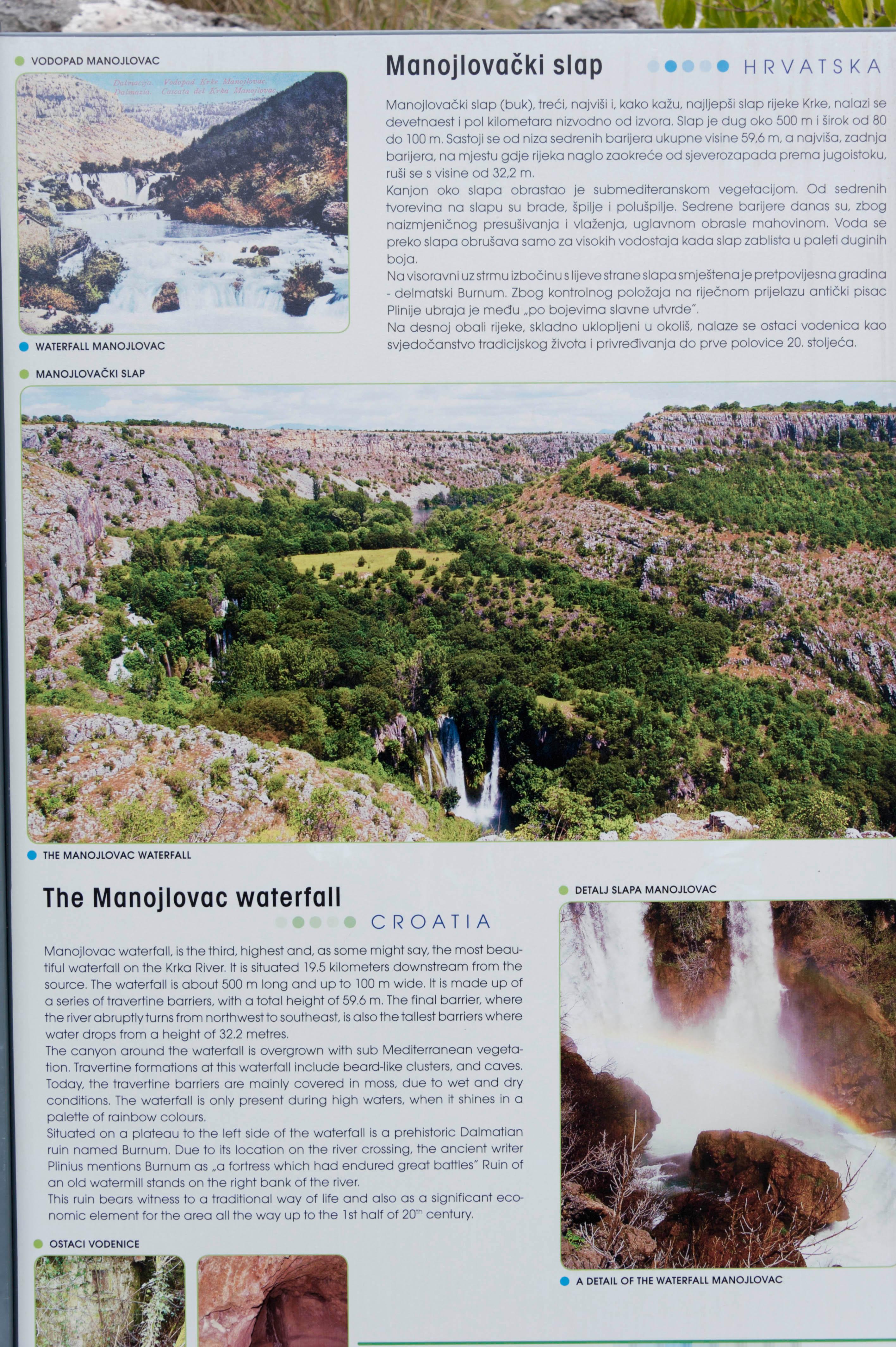 9539-Parc national Krka (Dalmatie du Nord)
