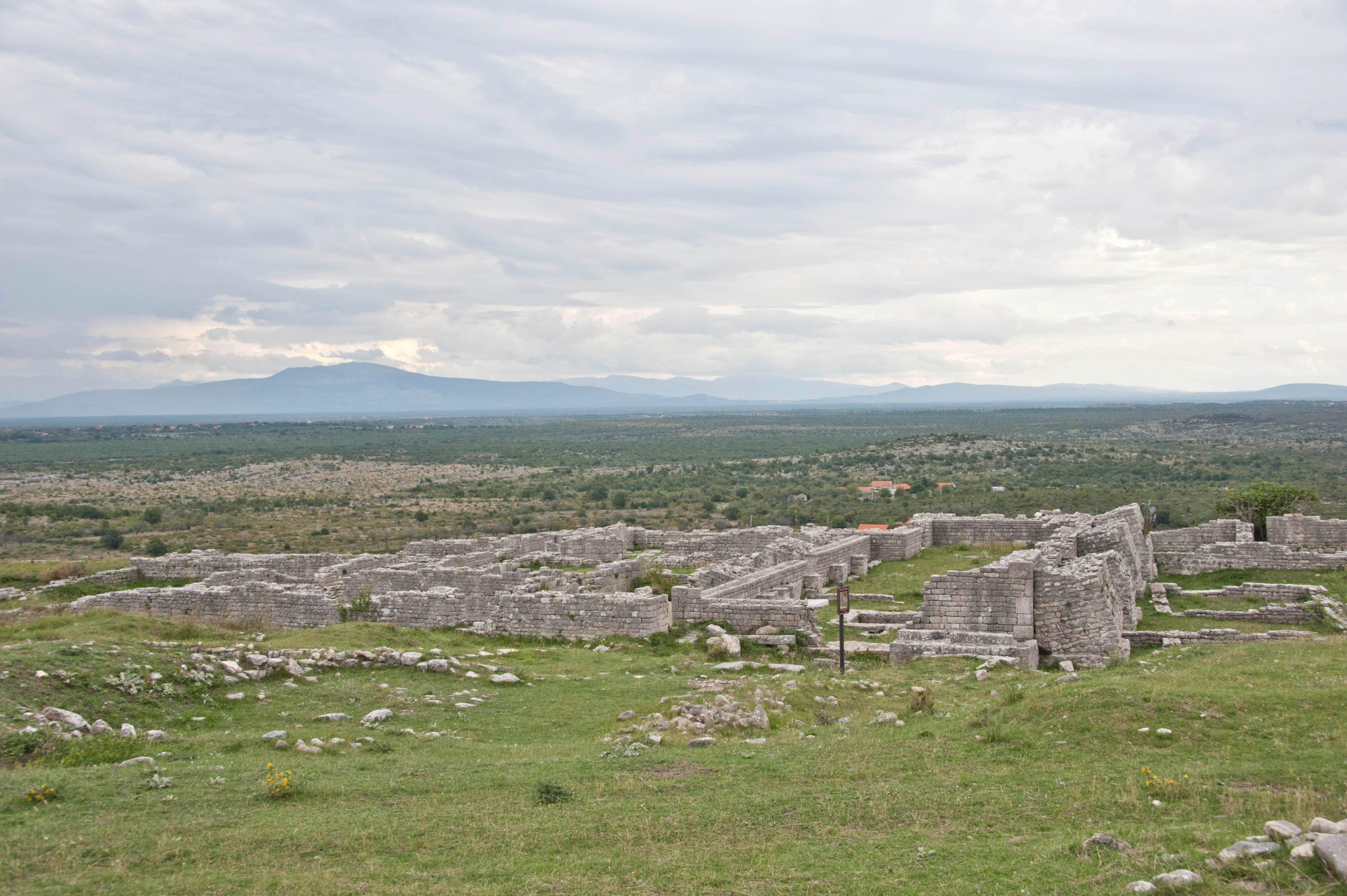 9549-Bribir-Parc national Krka (Dalmatie du Nord)