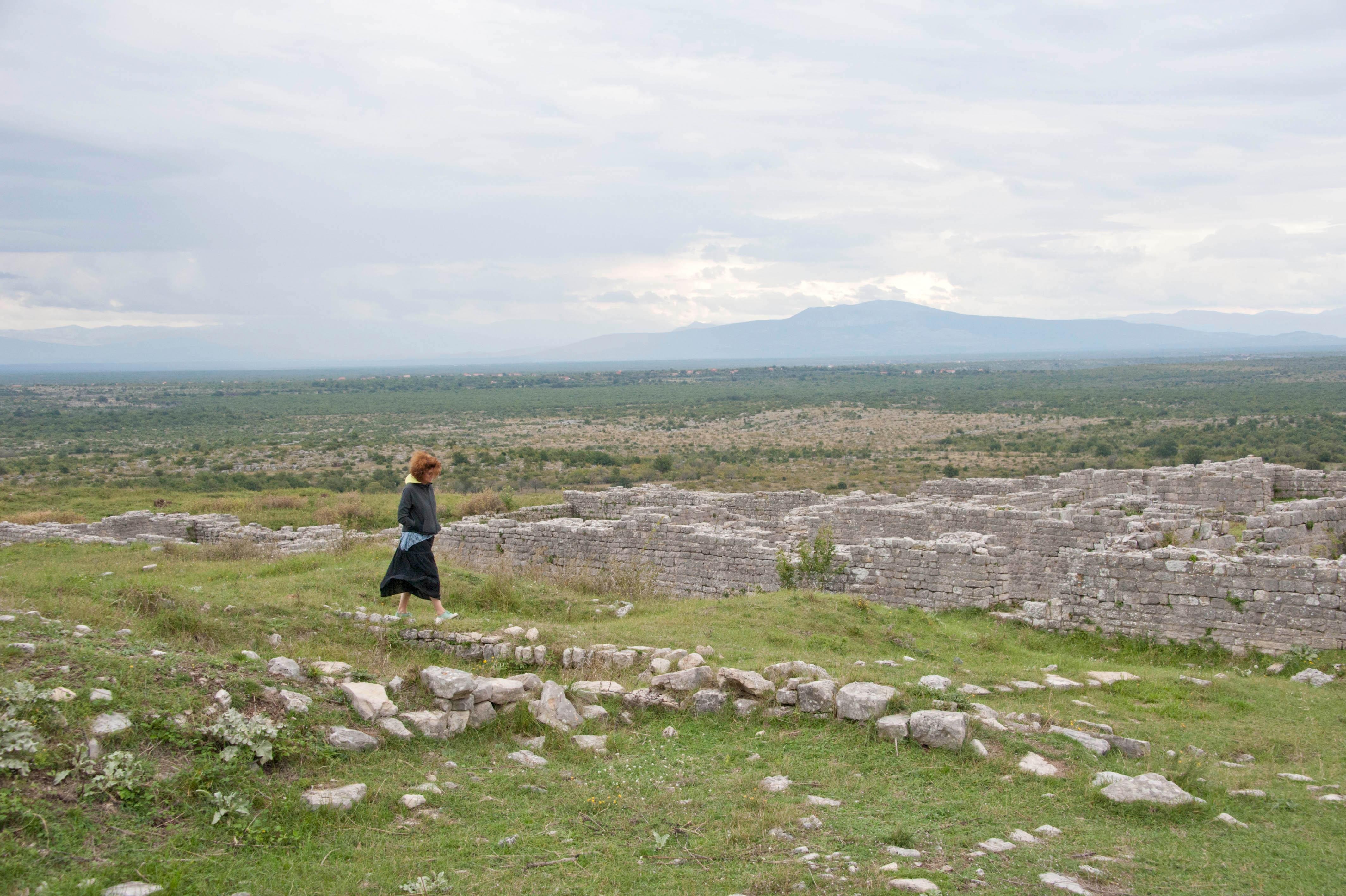 9551-Bribir-Parc national Krka (Dalmatie du Nord)