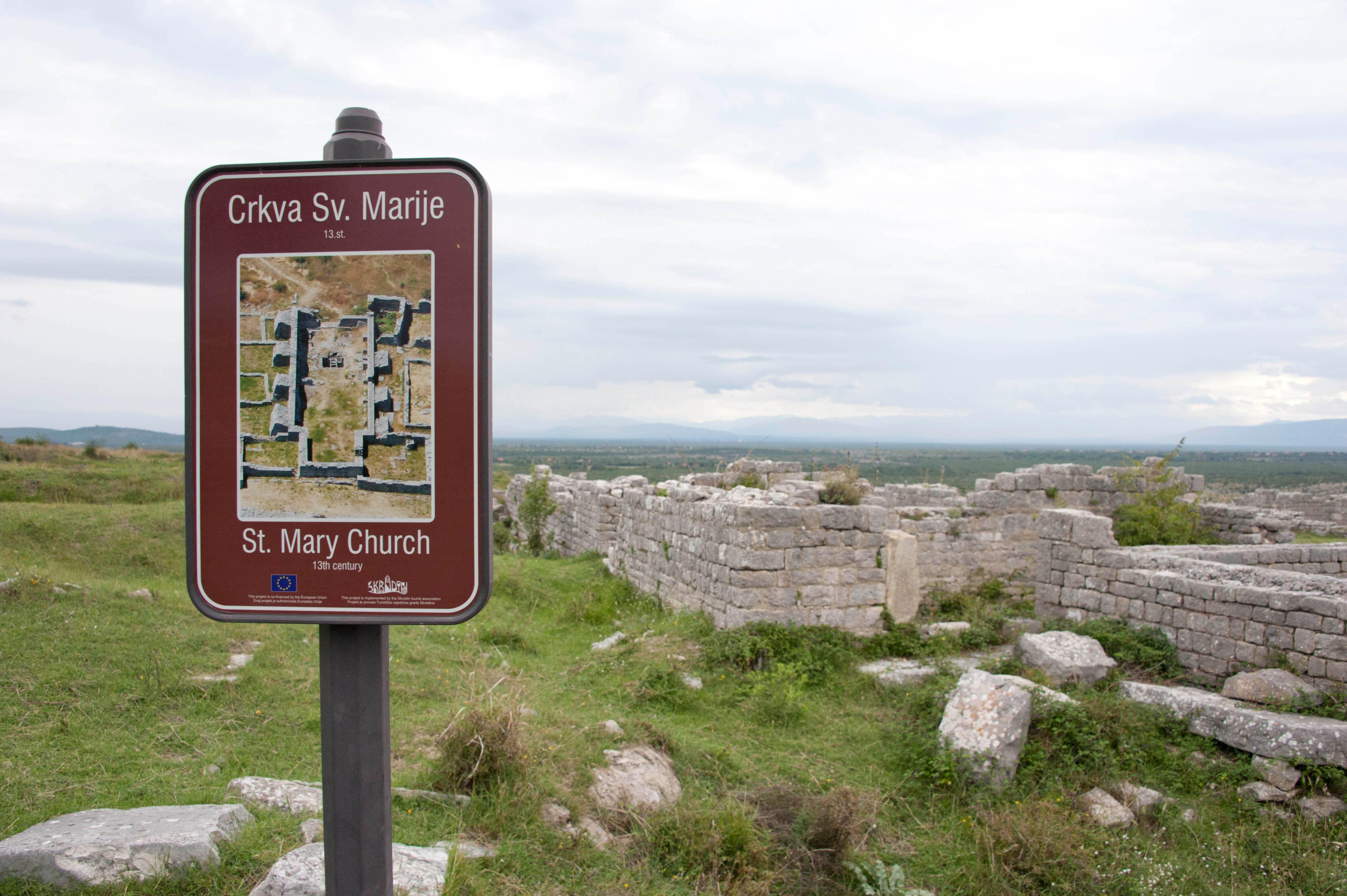 9552-Bribir-Parc national Krka (Dalmatie du Nord)