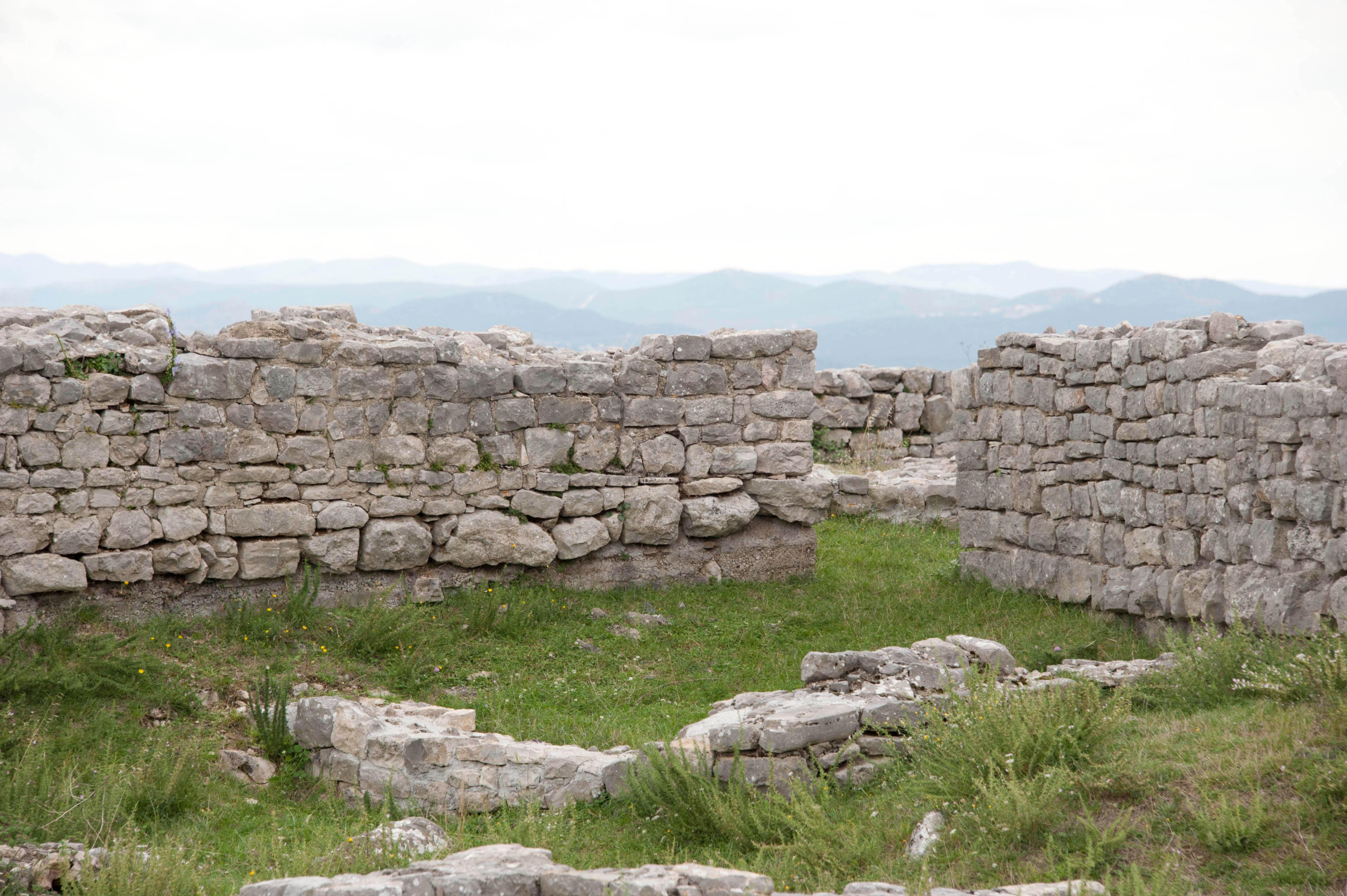 9553-Bribir-Parc national Krka (Dalmatie du Nord)
