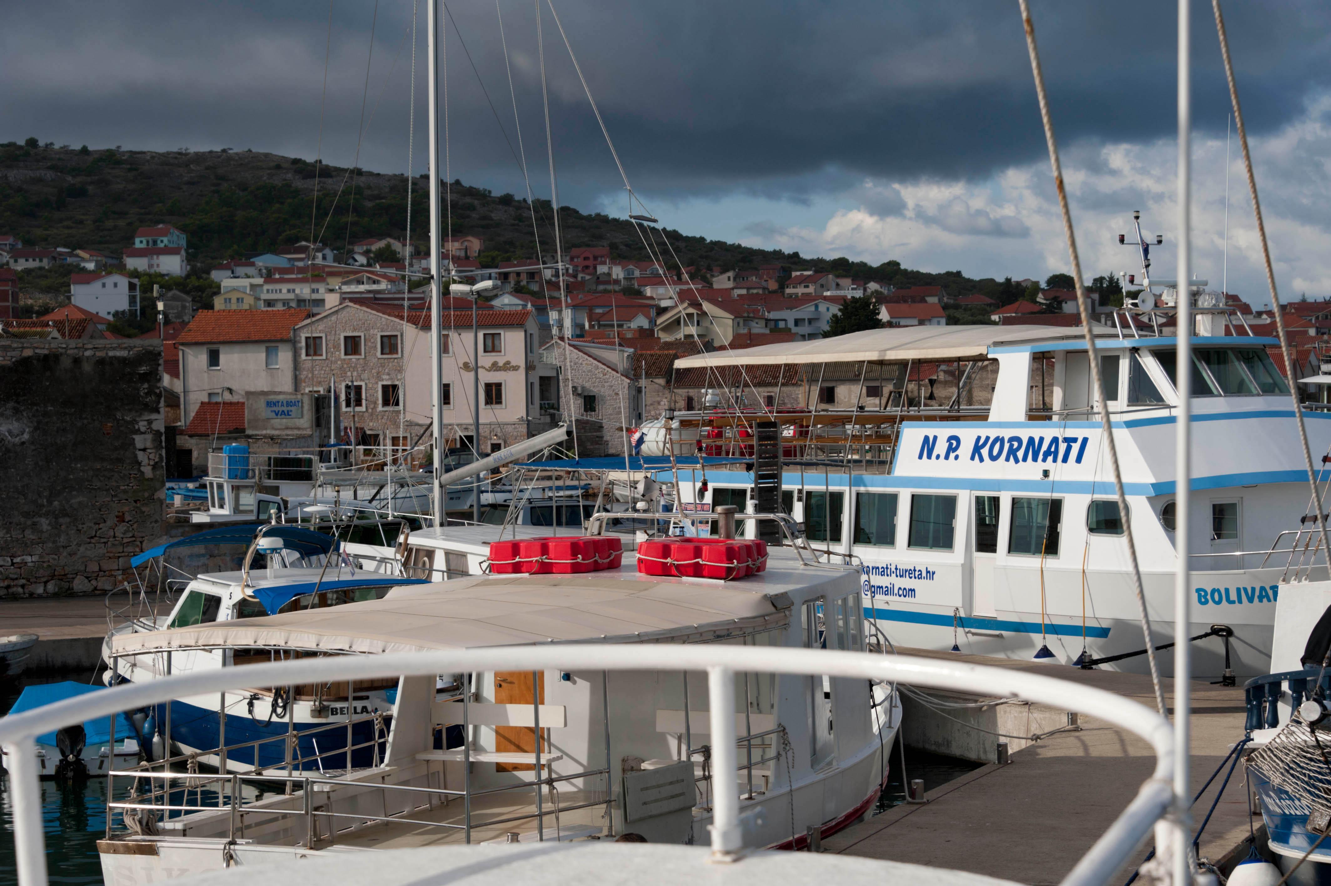 9576-Parc national iles Kornati (Dalmatie du Nord)