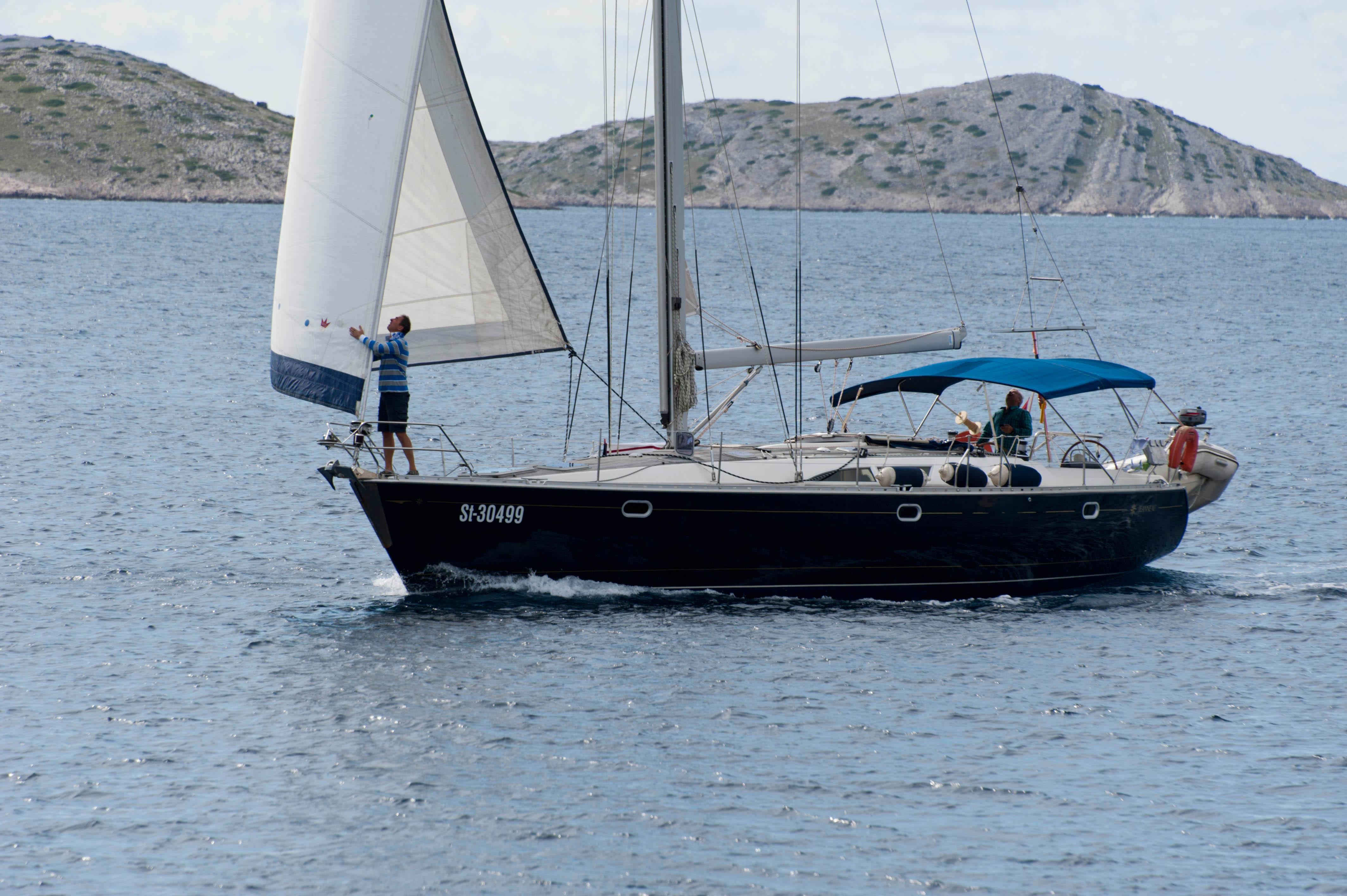 9619-Parc national iles Kornati (Dalmatie du Nord)