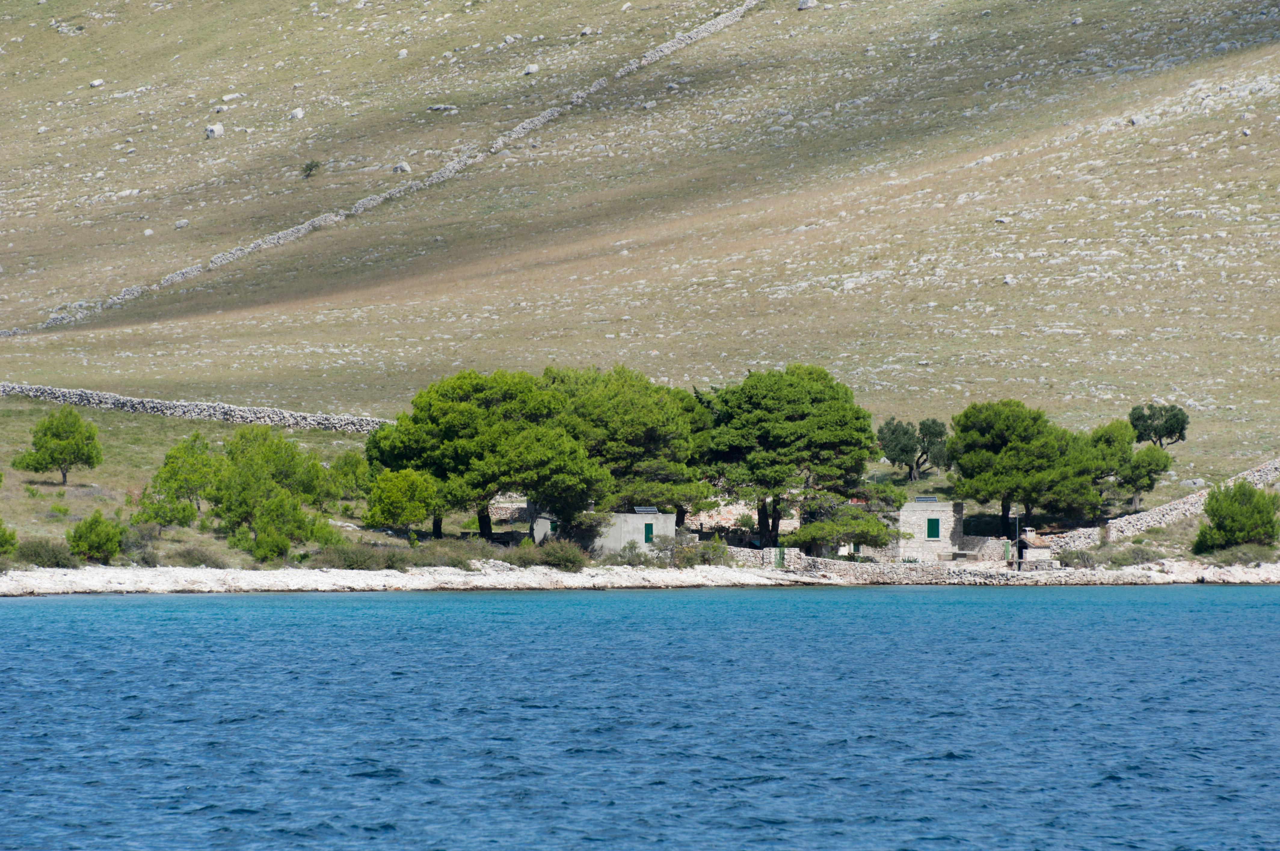 9643-Parc national iles Kornati (Dalmatie du Nord)