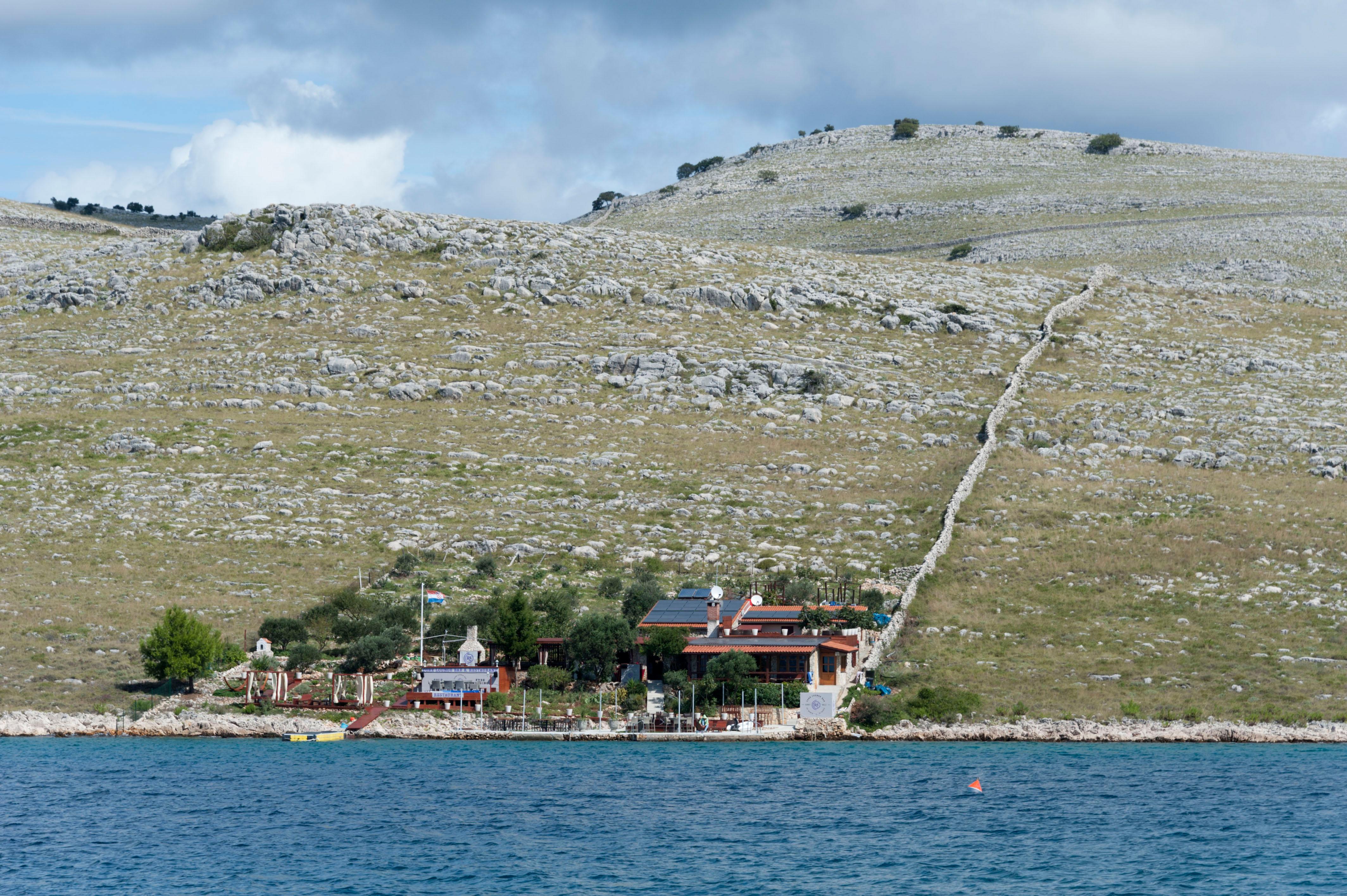9645-Parc national iles Kornati (Dalmatie du Nord)