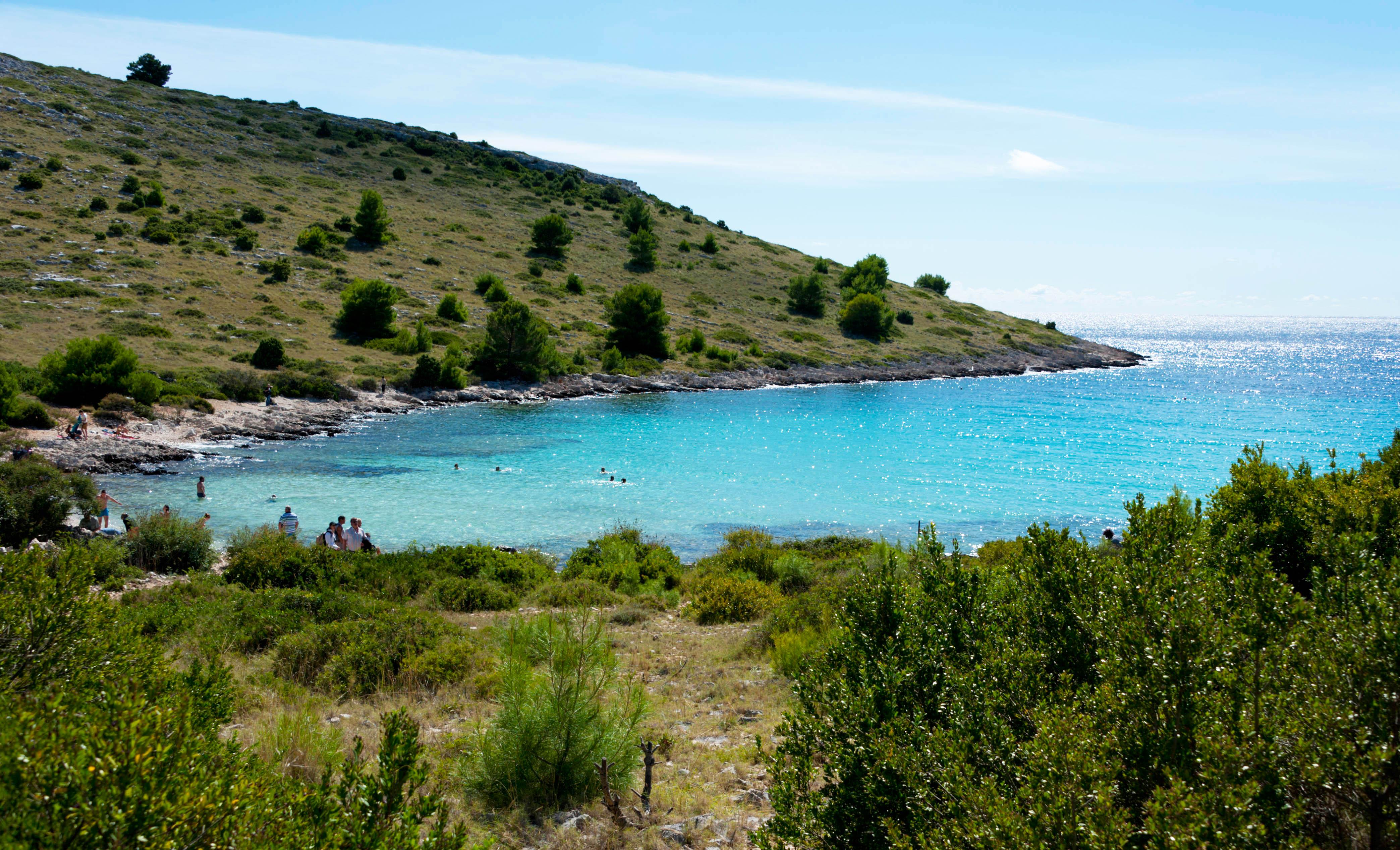 9690-Parc national iles Kornati (Dalmatie du Nord)