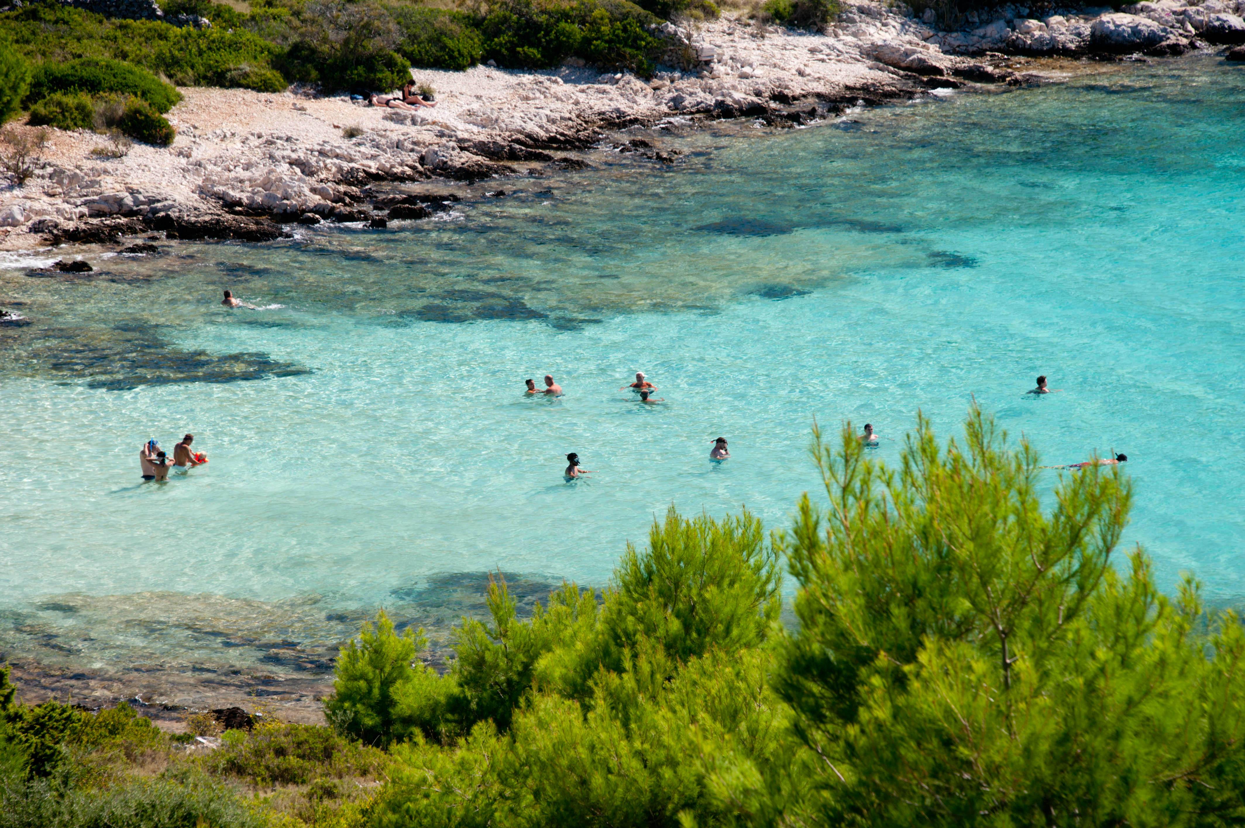 9698-Parc national iles Kornati (Dalmatie du Nord)