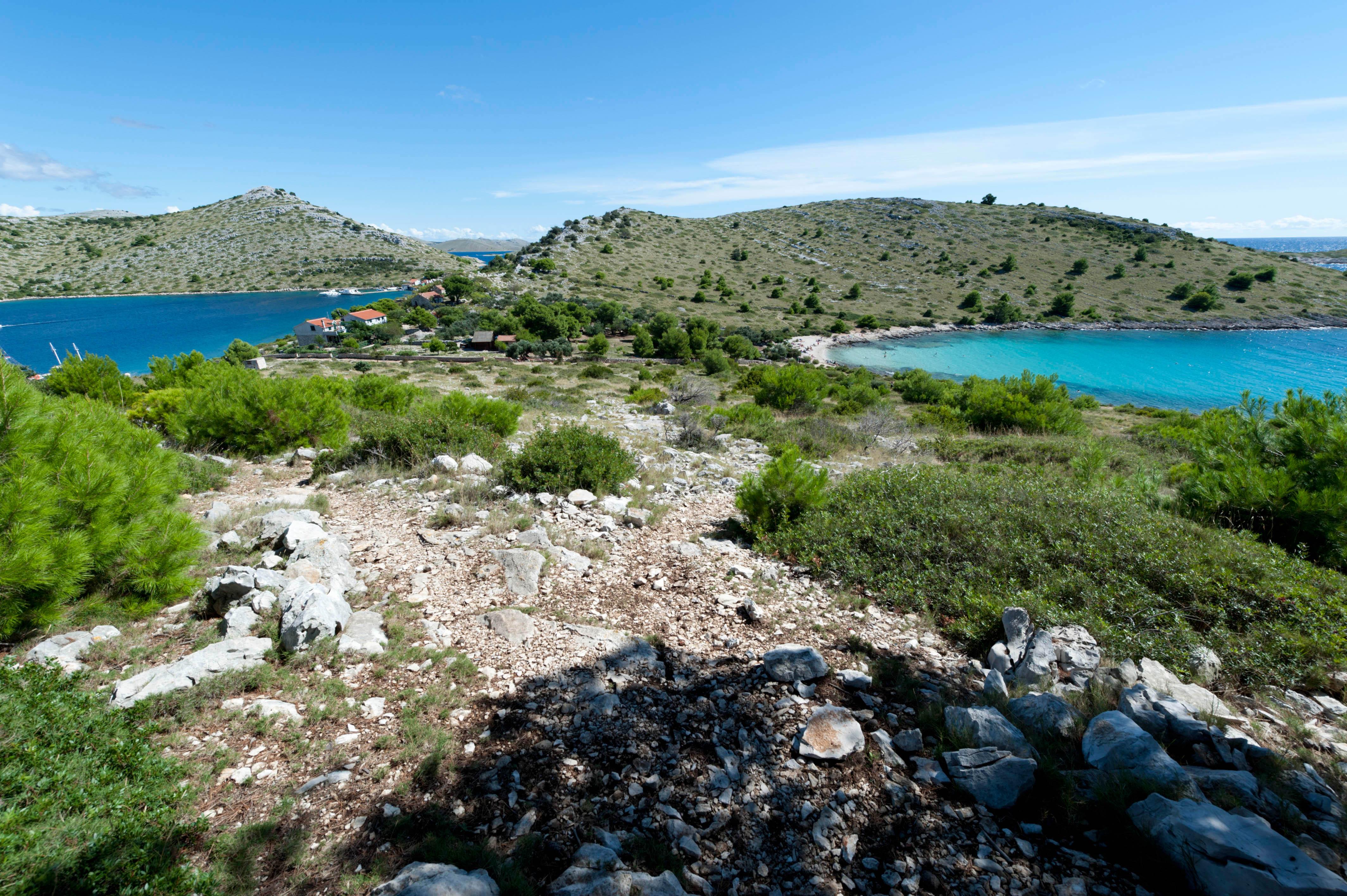 9701-Parc national iles Kornati (Dalmatie du Nord)