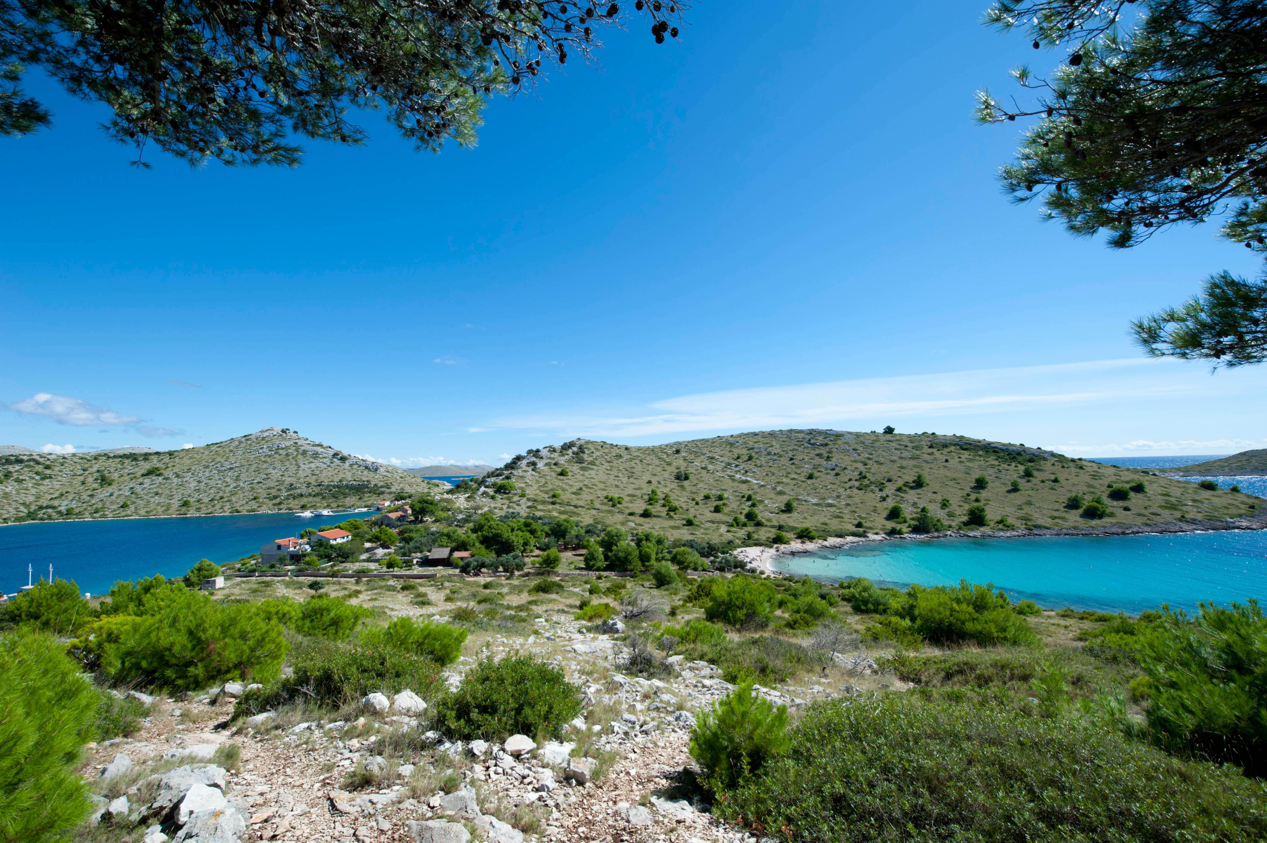 9702-Parc national iles Kornati (Dalmatie du Nord)