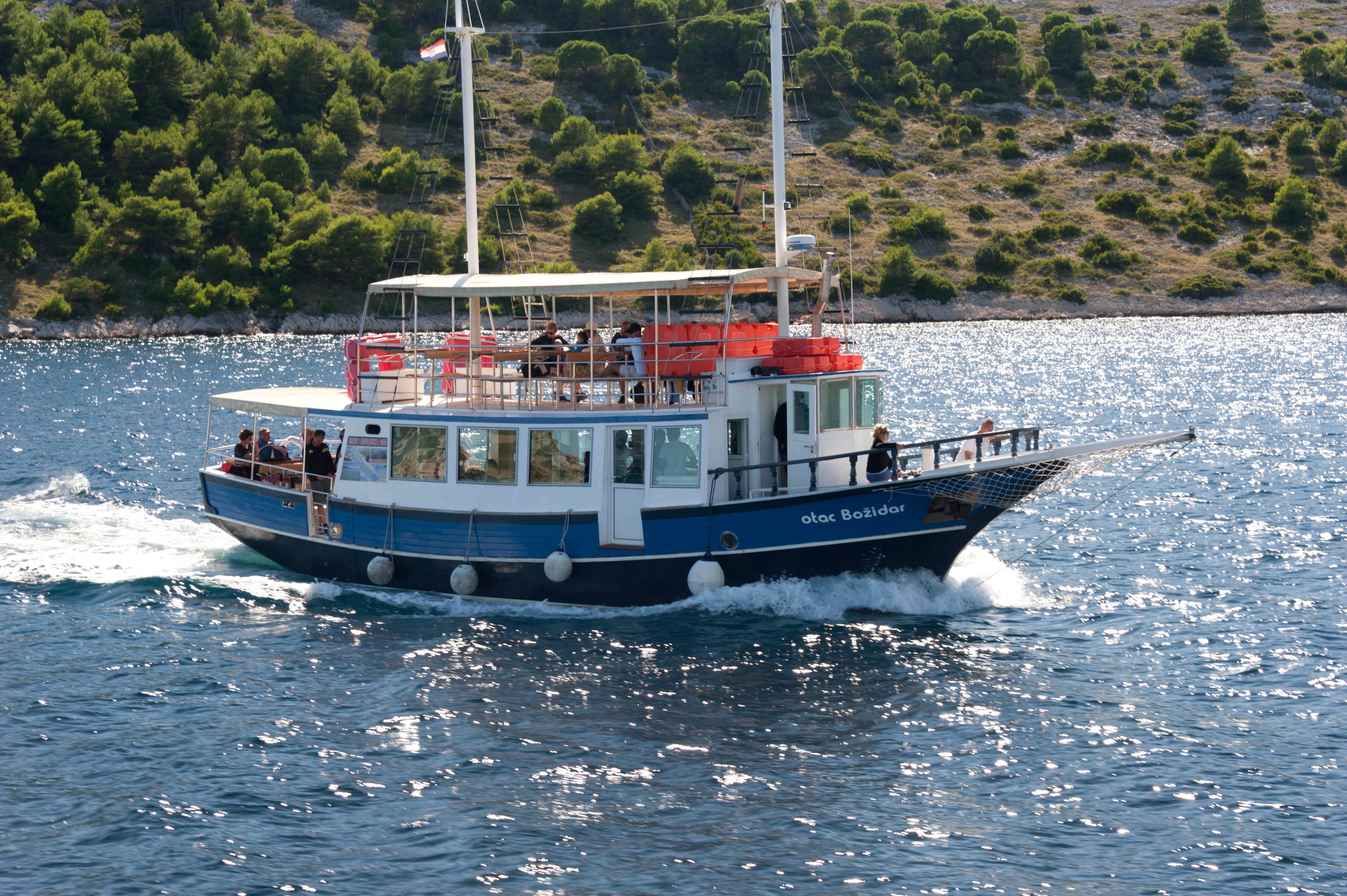 9720-Parc national iles Kornati (Dalmatie du Nord)