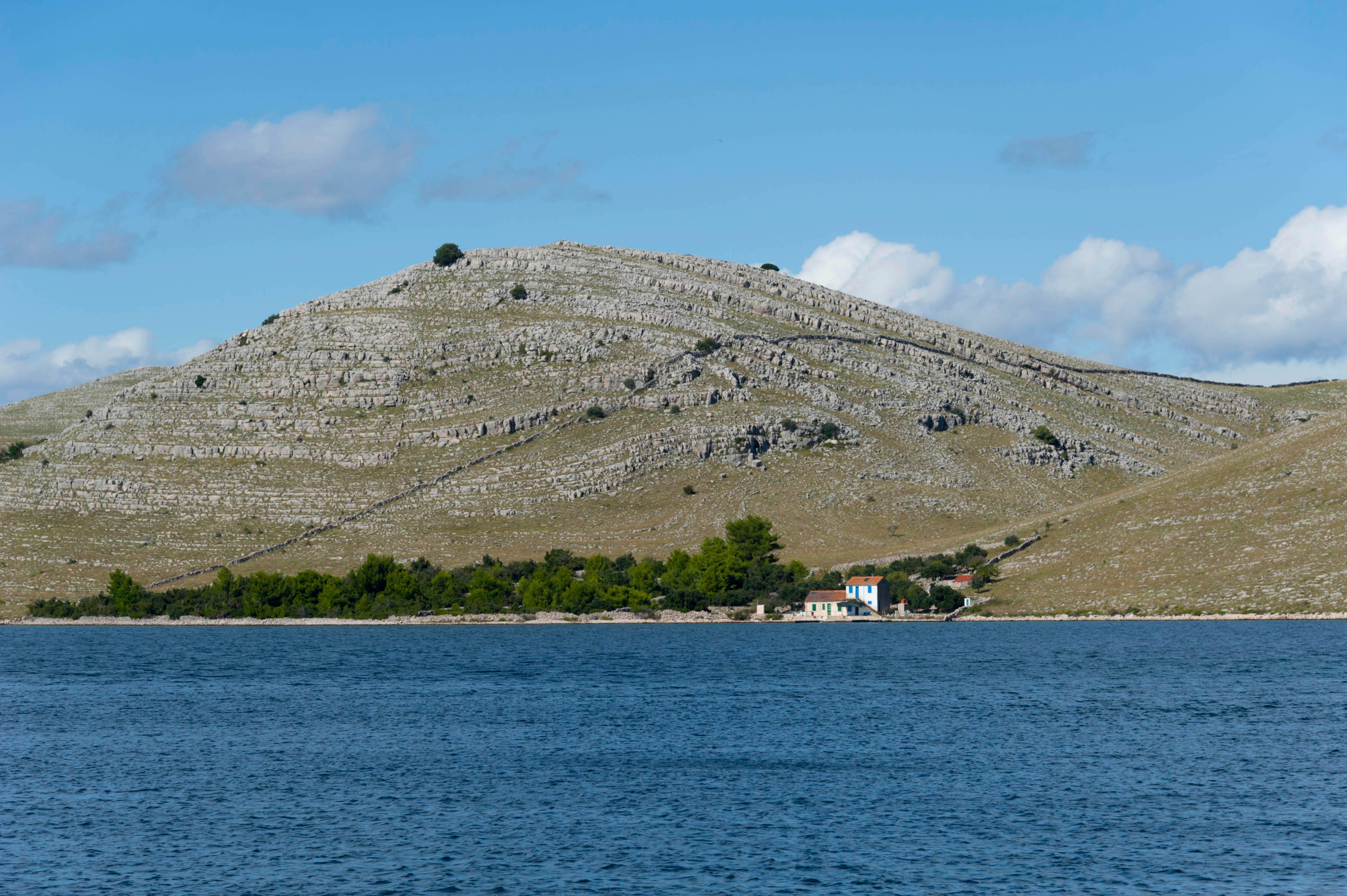 9727-Parc national iles Kornati (Dalmatie du Nord)