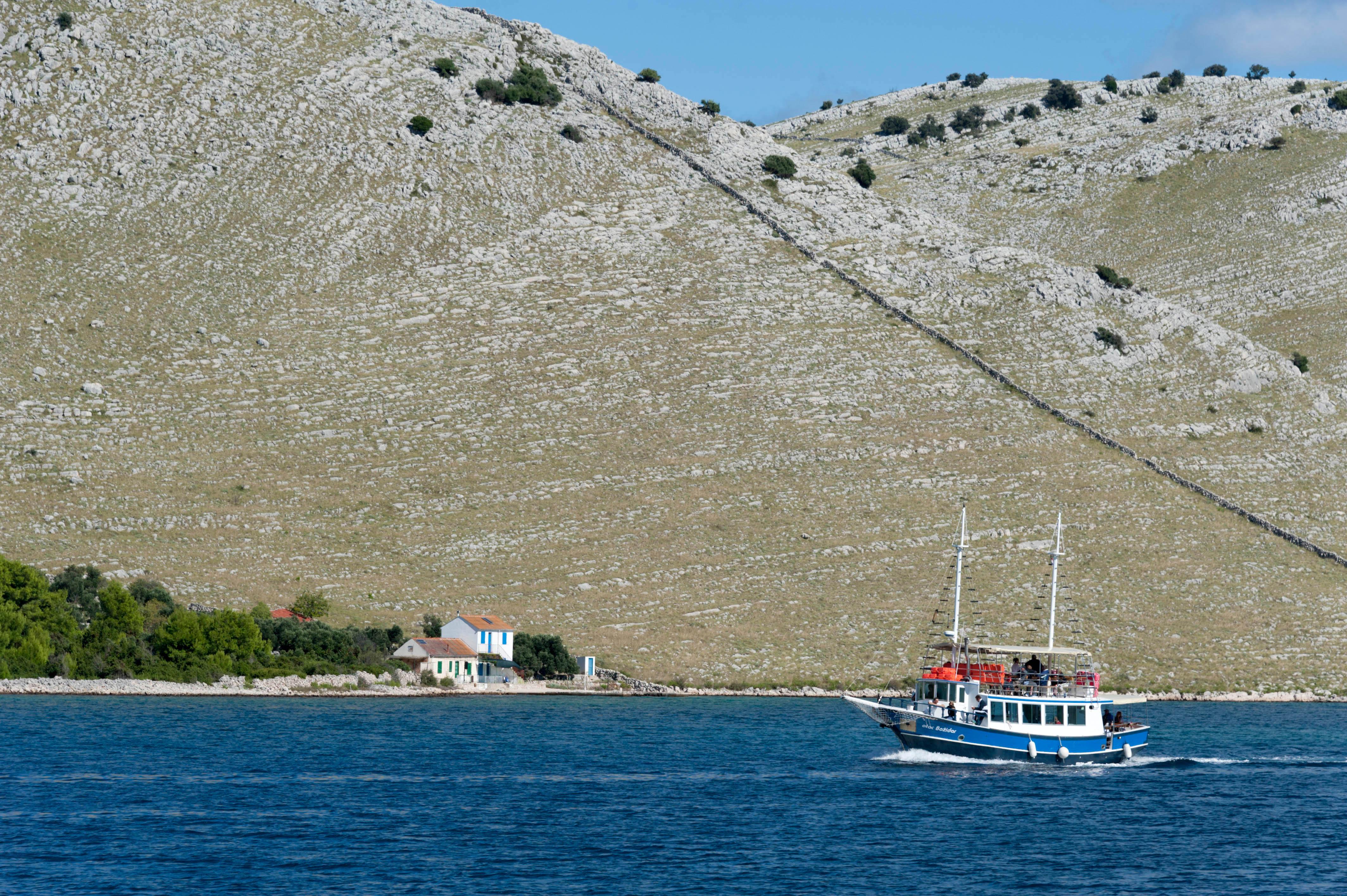 9731-Parc national iles Kornati (Dalmatie du Nord)
