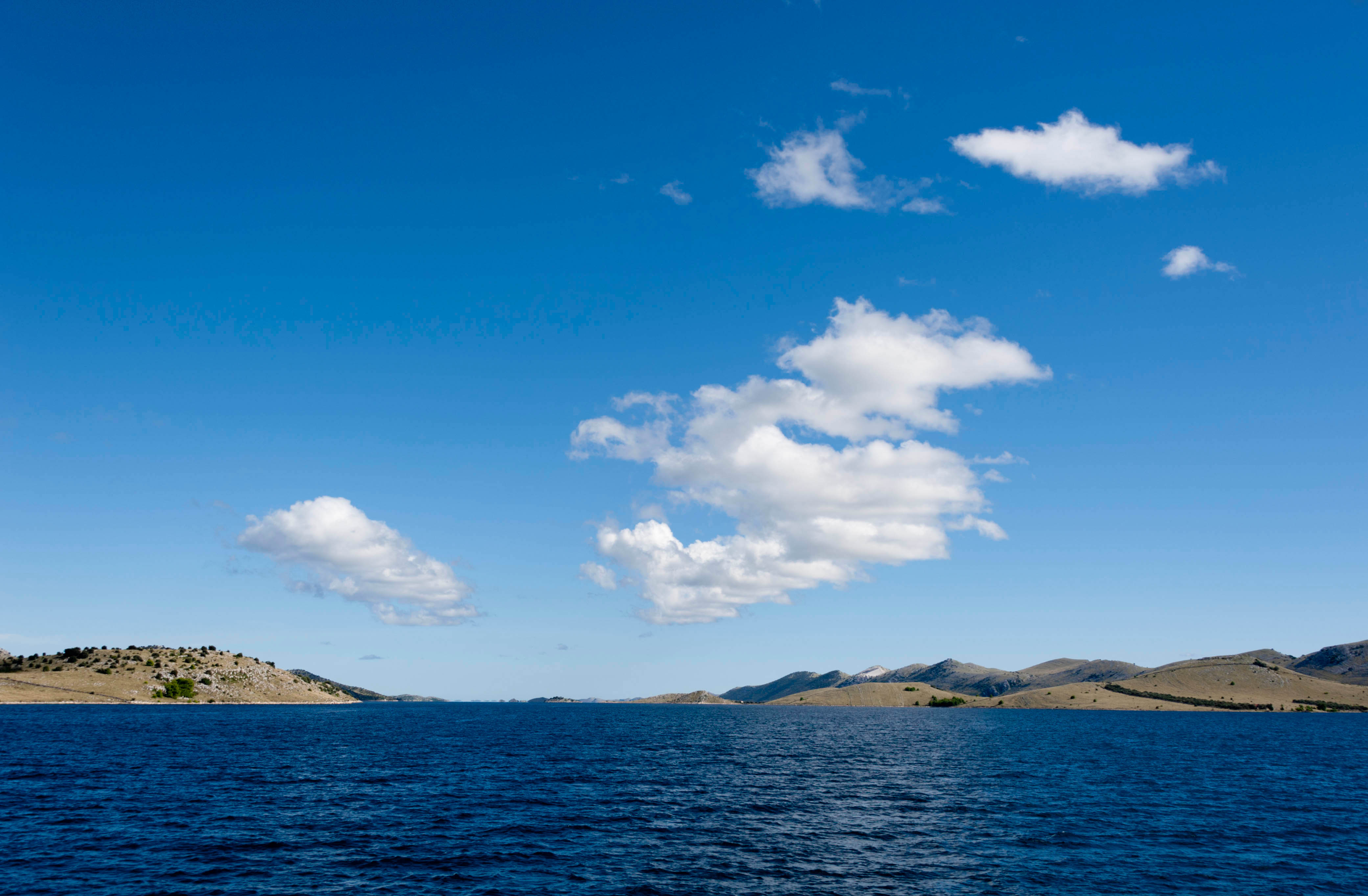 9736-Parc national iles Kornati (Dalmatie du Nord)