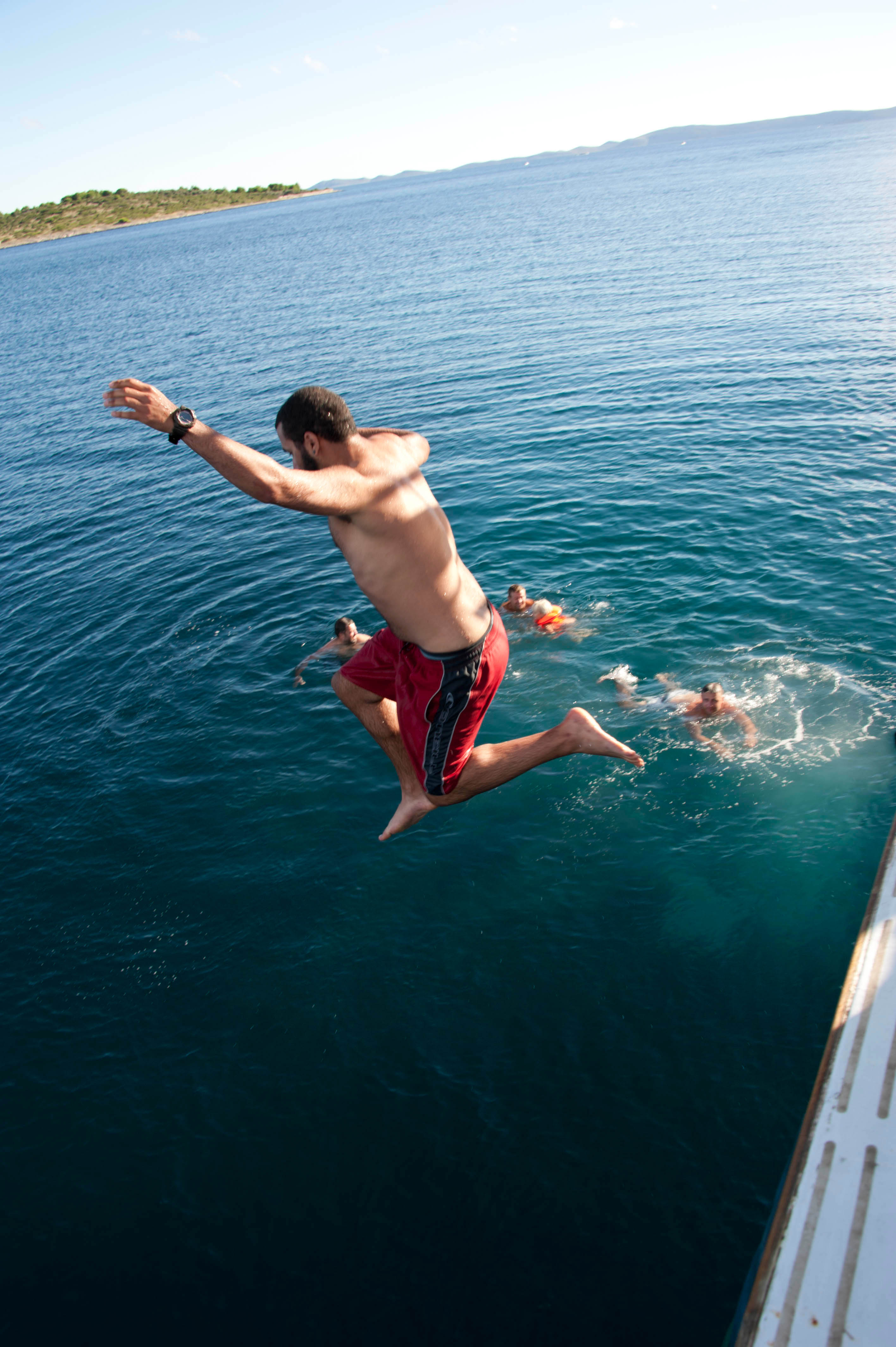 9750-Parc national iles Kornati (Dalmatie du Nord)