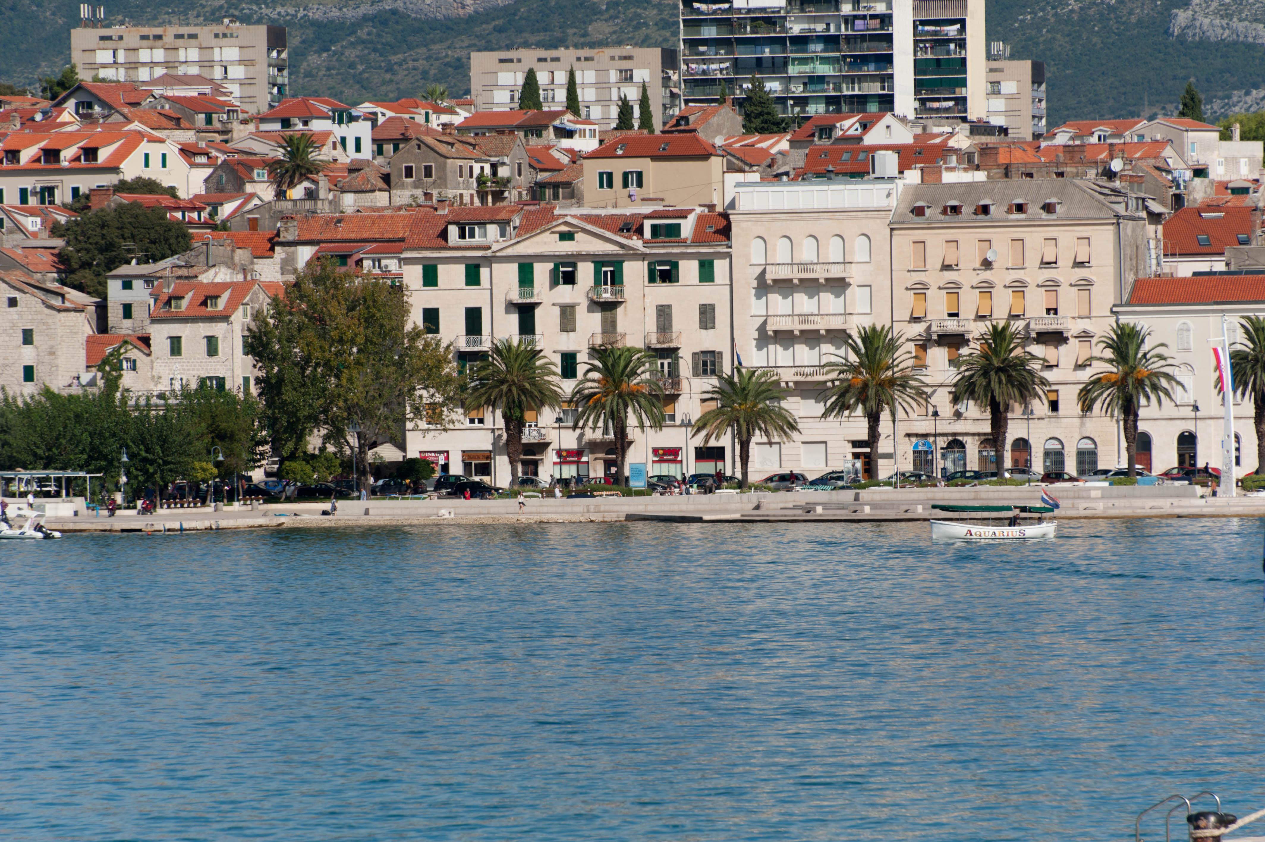 9810-Split (Dalmatie centrale)