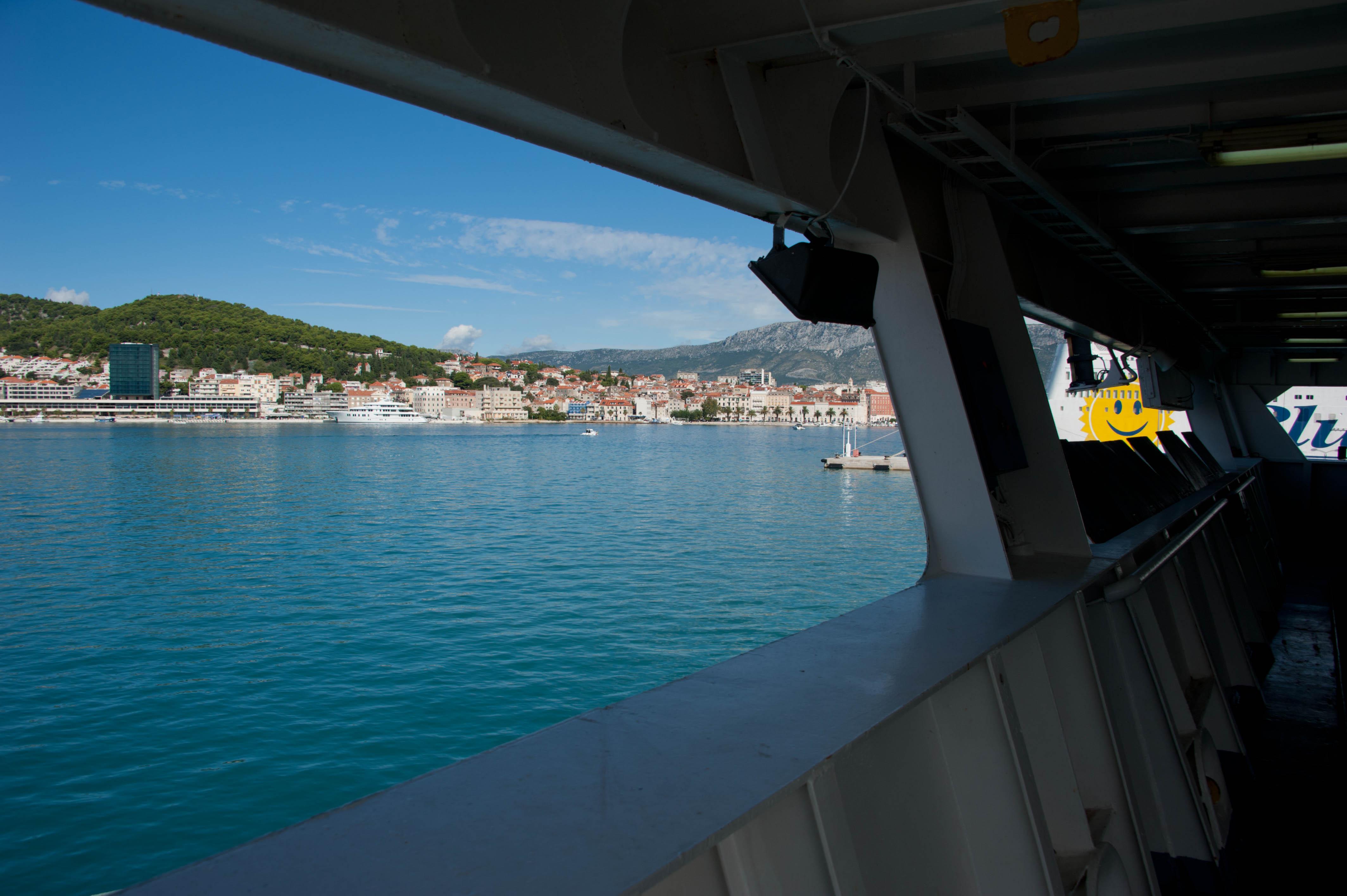9815-Split (Dalmatie centrale)
