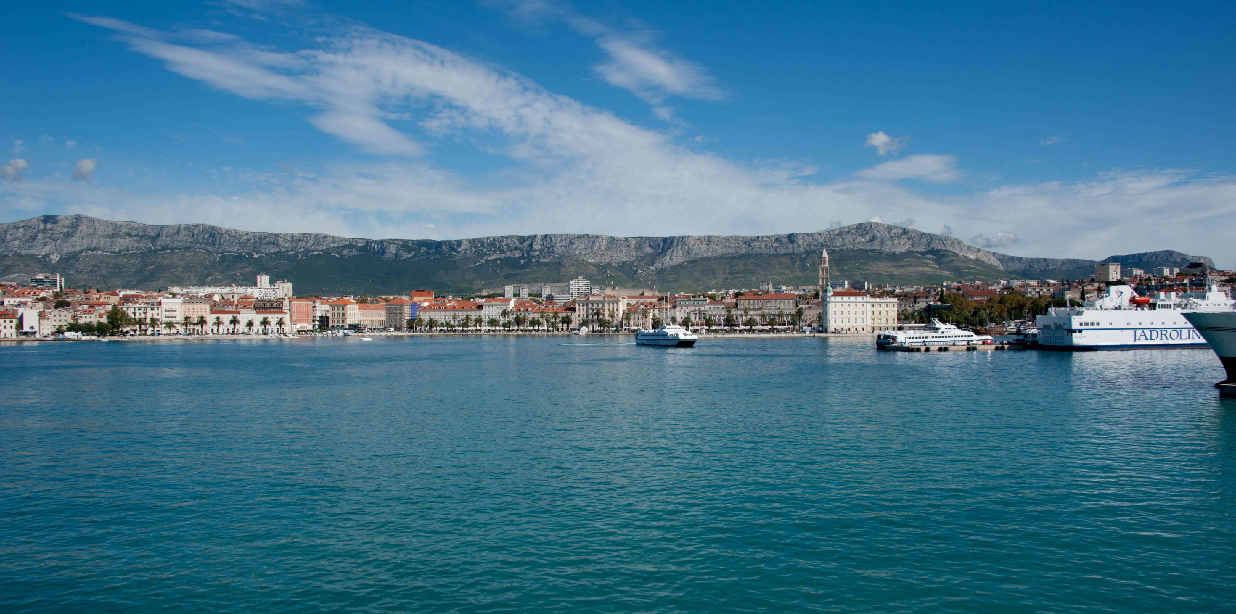9820-Split (Dalmatie centrale)