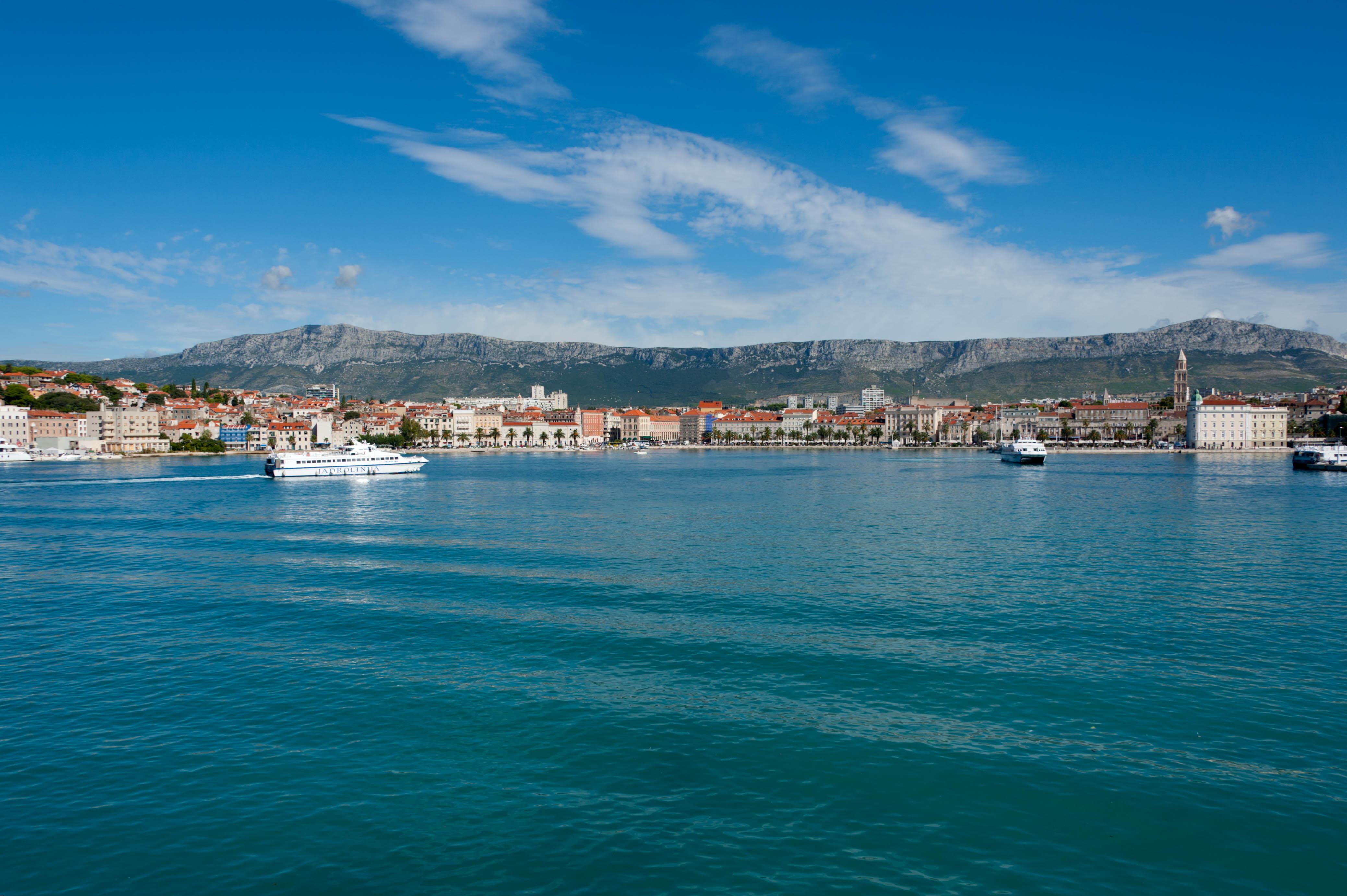9821-Split (Dalmatie centrale)