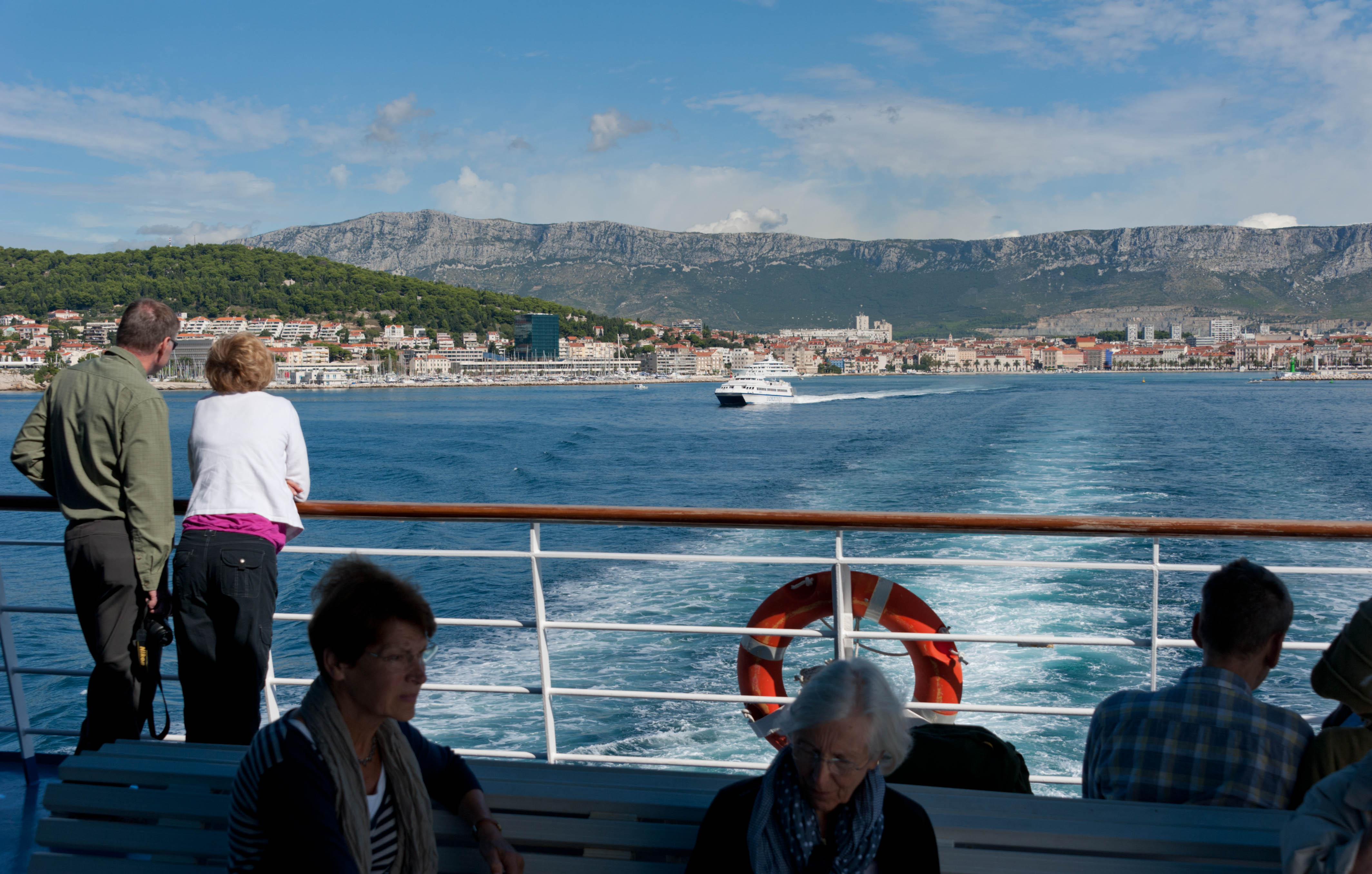 9823-Split (Dalmatie centrale)
