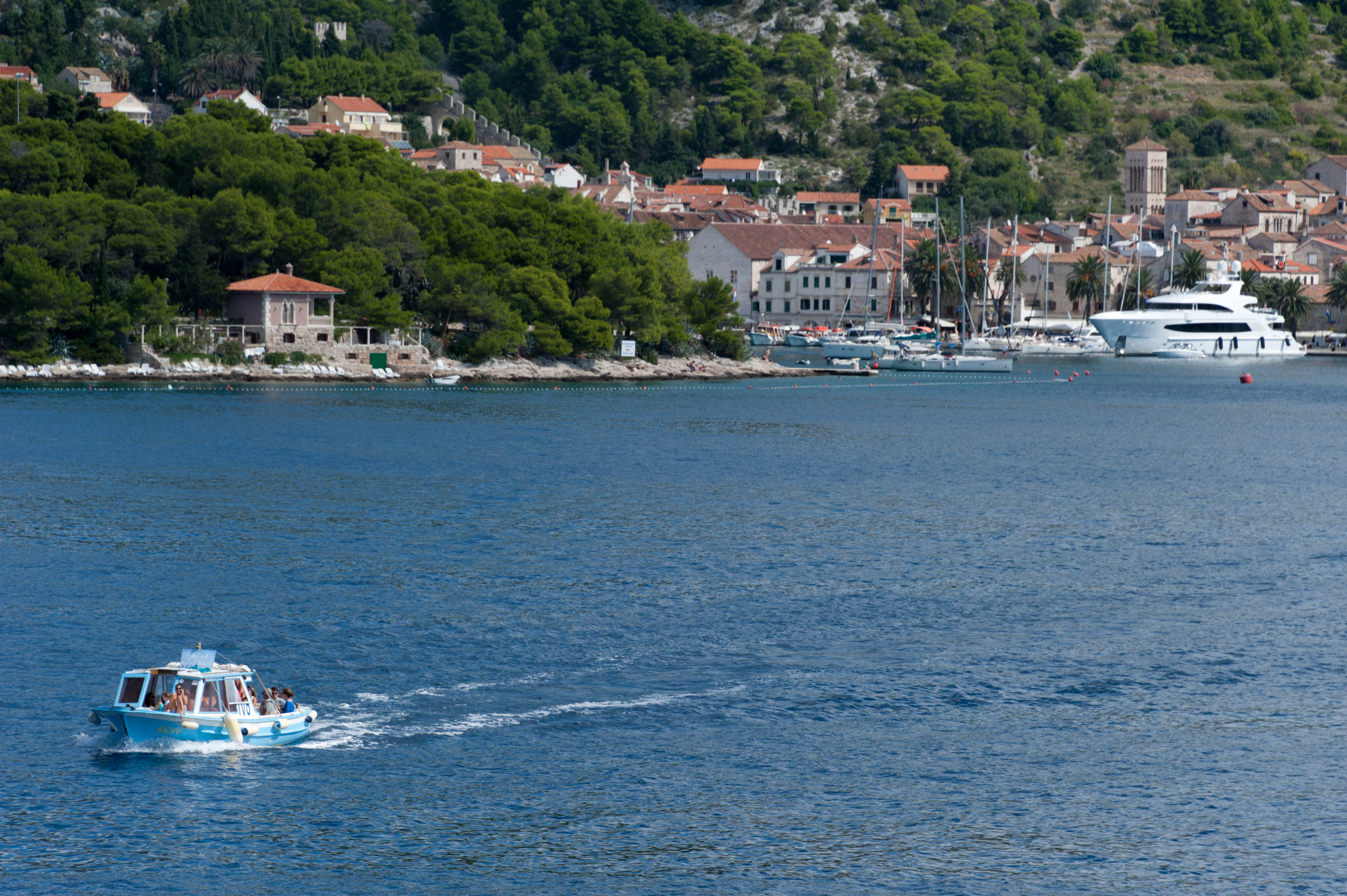 9849-Hvar (Dalmatie centrale)