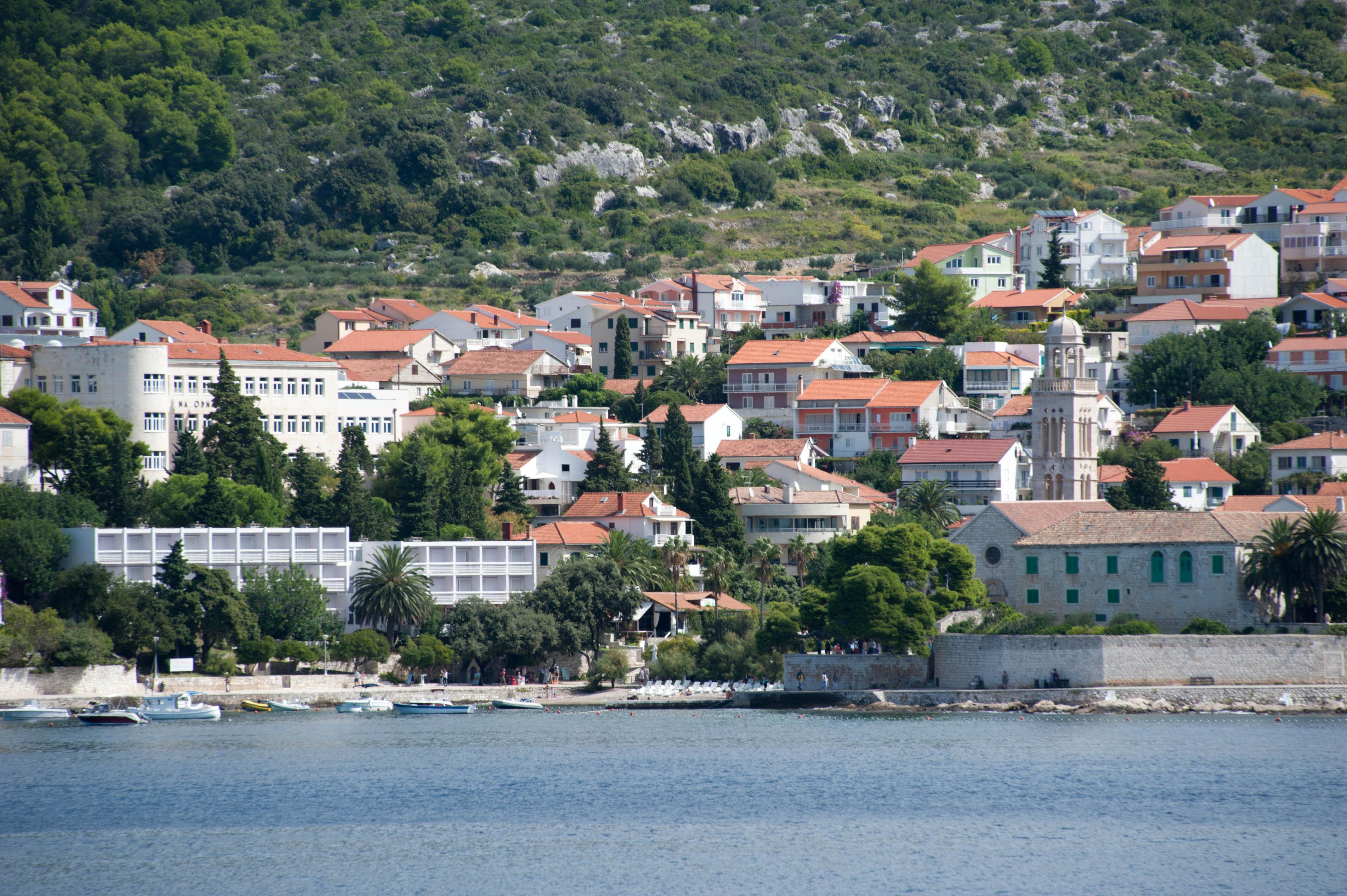 9850-Hvar (Dalmatie centrale)