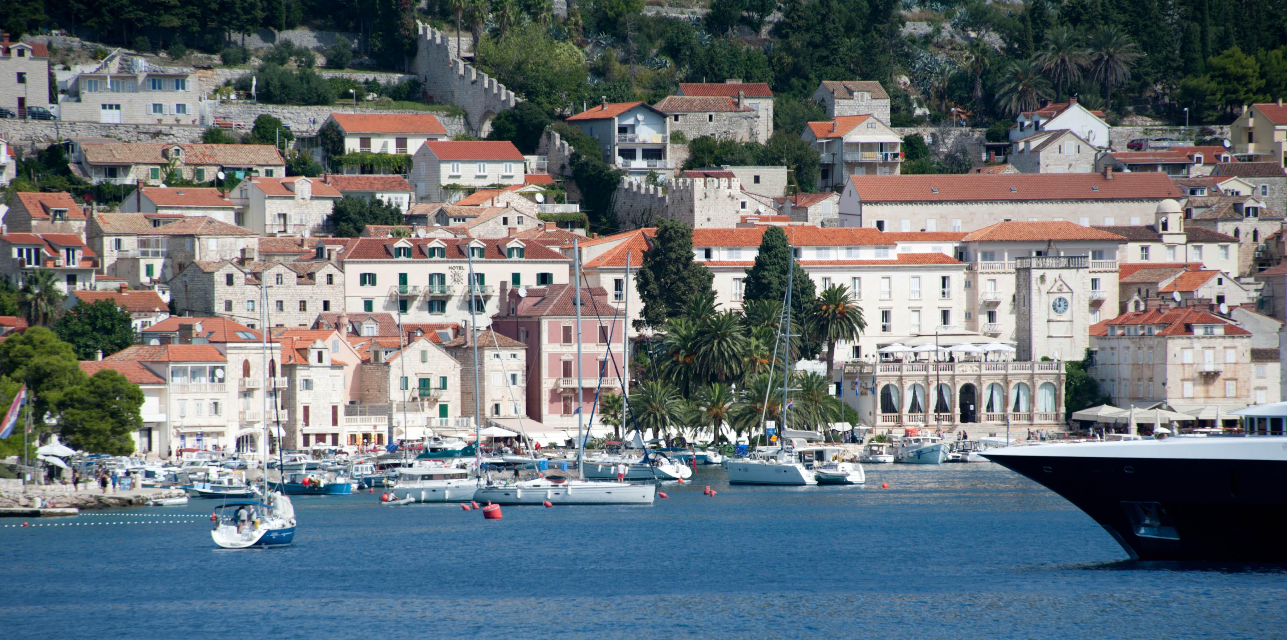 9852-Hvar (Dalmatie centrale)