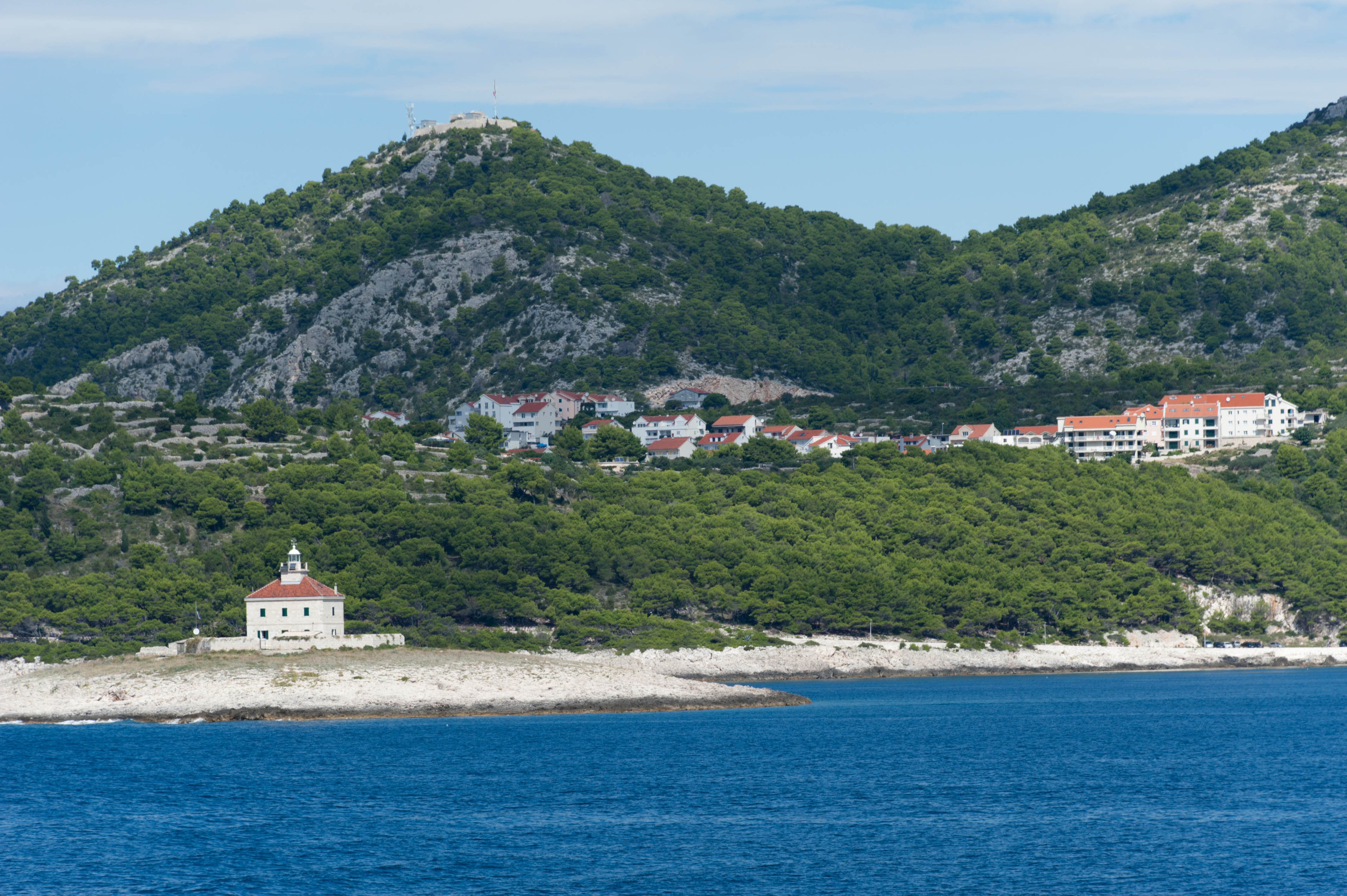 9866-Hvar (Dalmatie centrale)