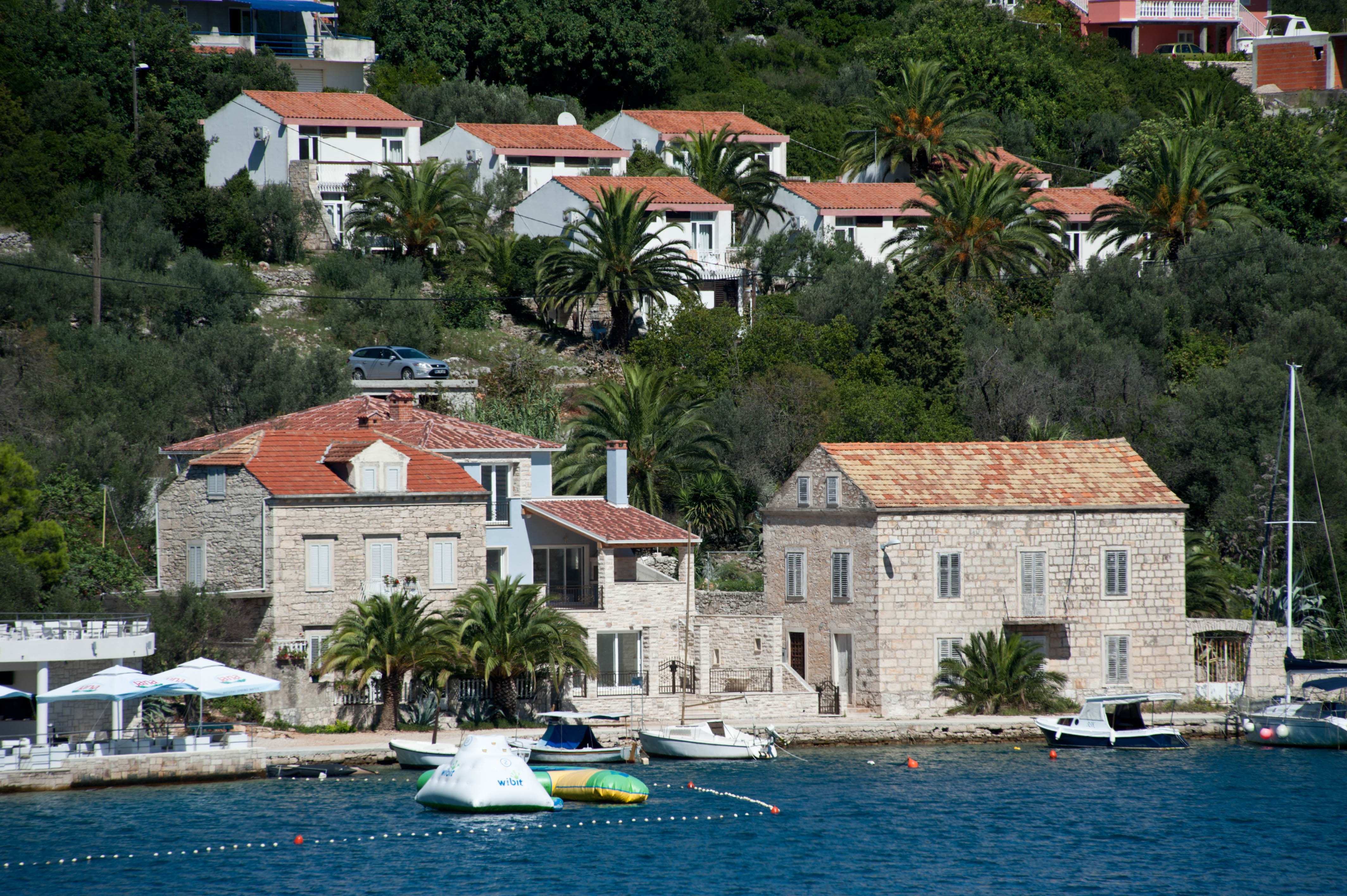9903-Vela Luka - ile Korcula (Sud Dalmatie)