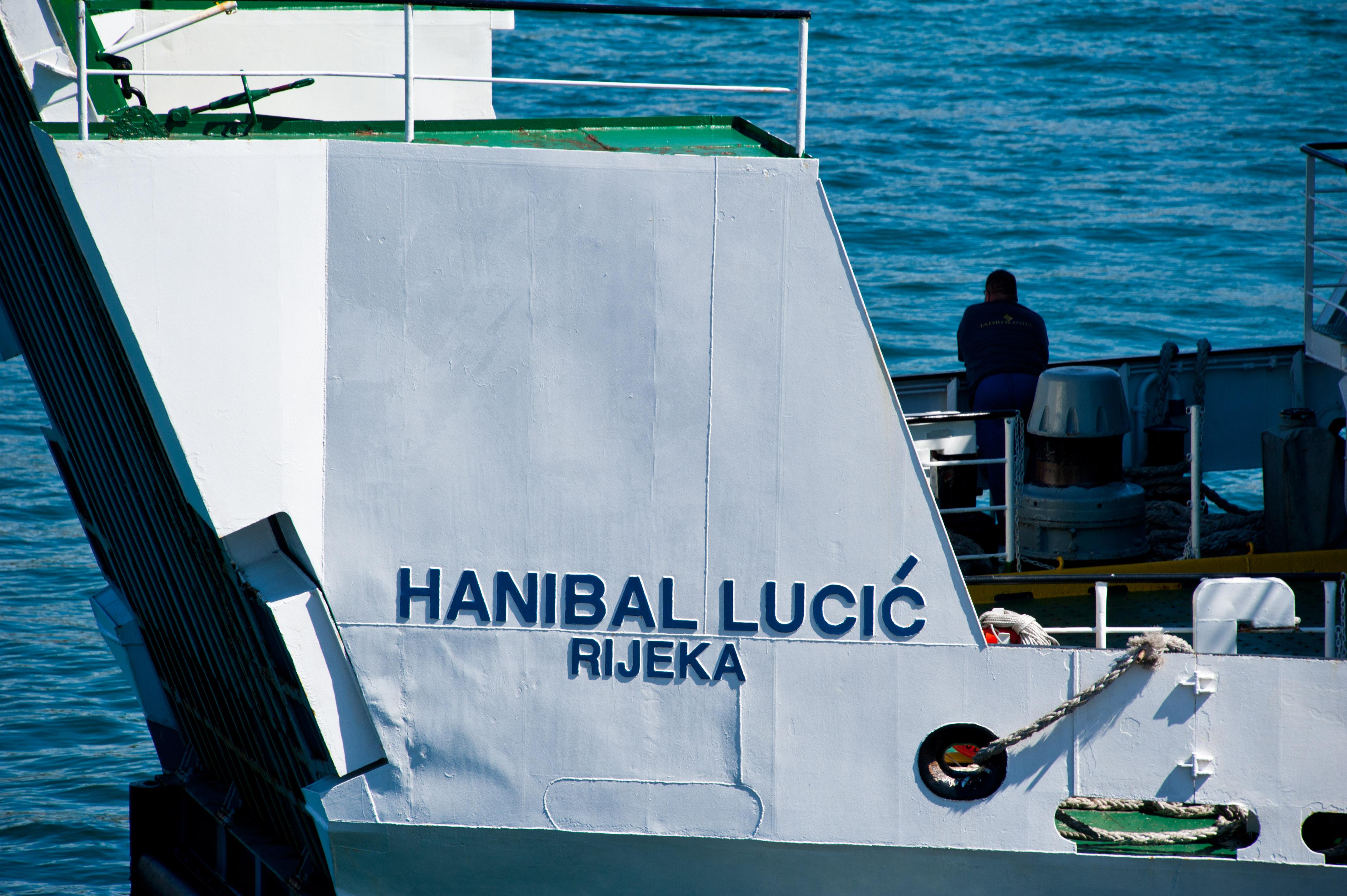9905-Vela Luka - ile Korcula (Sud Dalmatie)