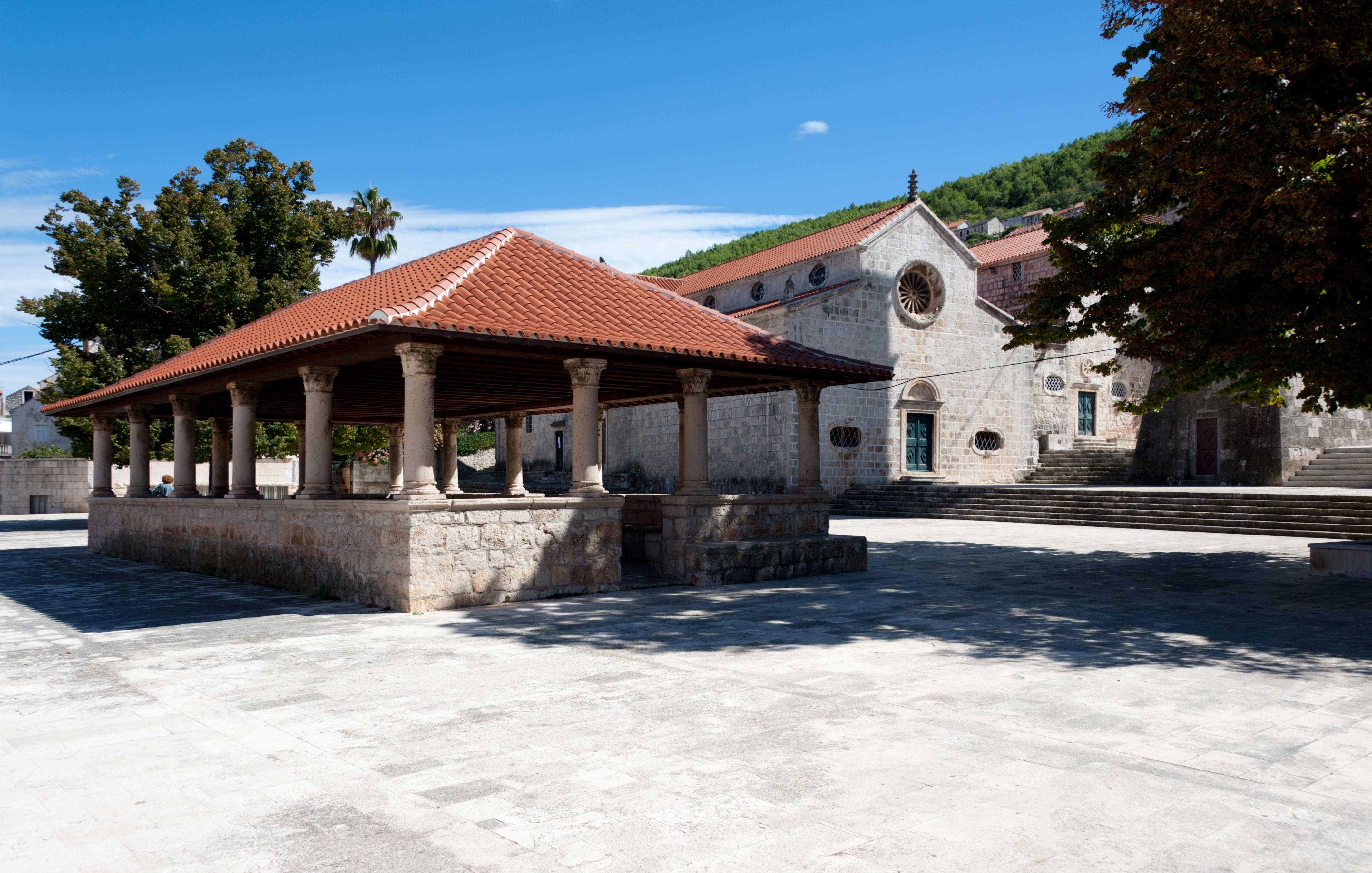 9911-Blato - ile Korcula (Sud Dalmatie)
