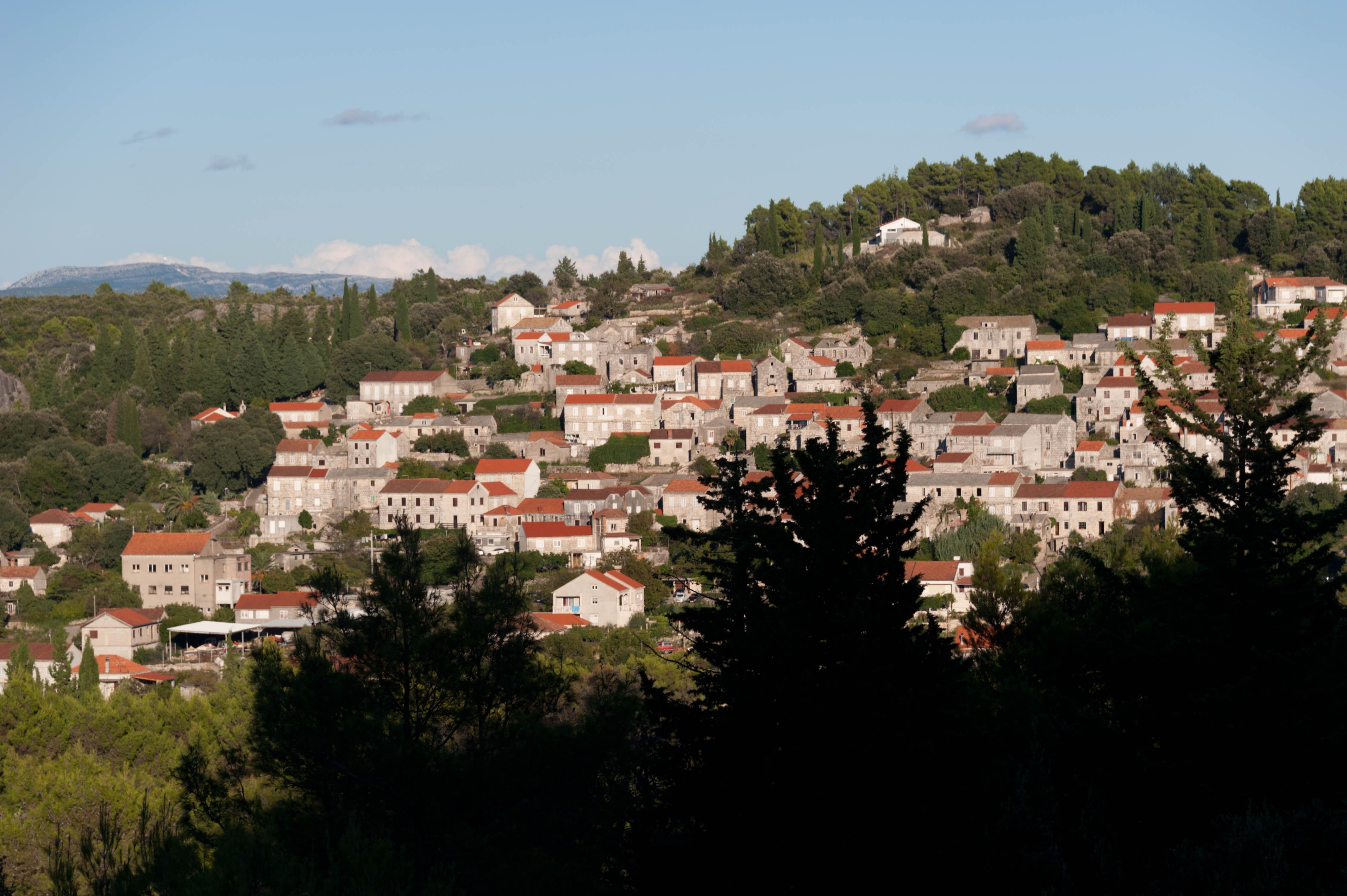 9954-Korcula - ile Korcula (Sud Dalmatie)