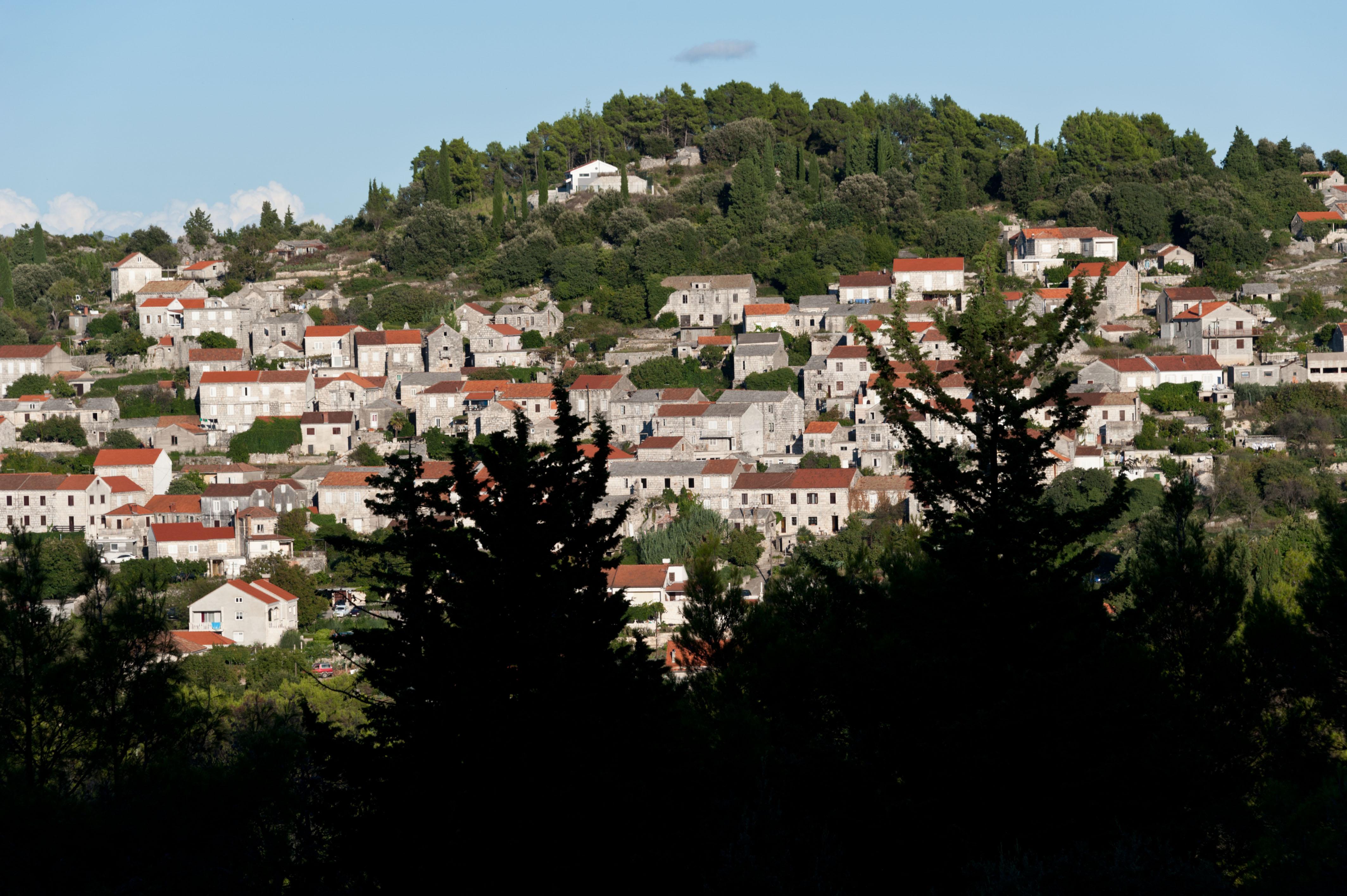 9956-Korcula - ile Korcula (Sud Dalmatie)