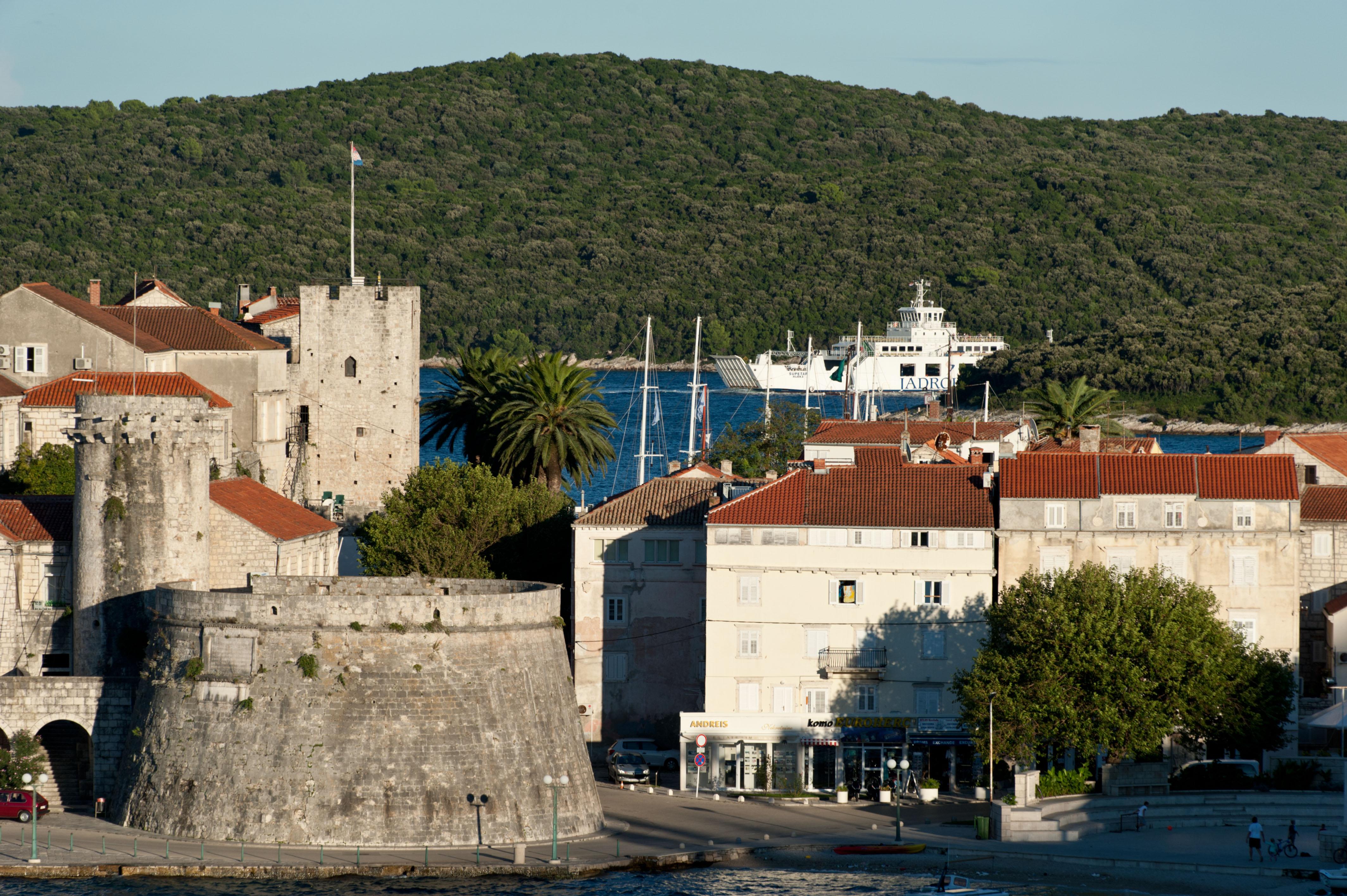 9967-Korcula (Sud Dalmatie)