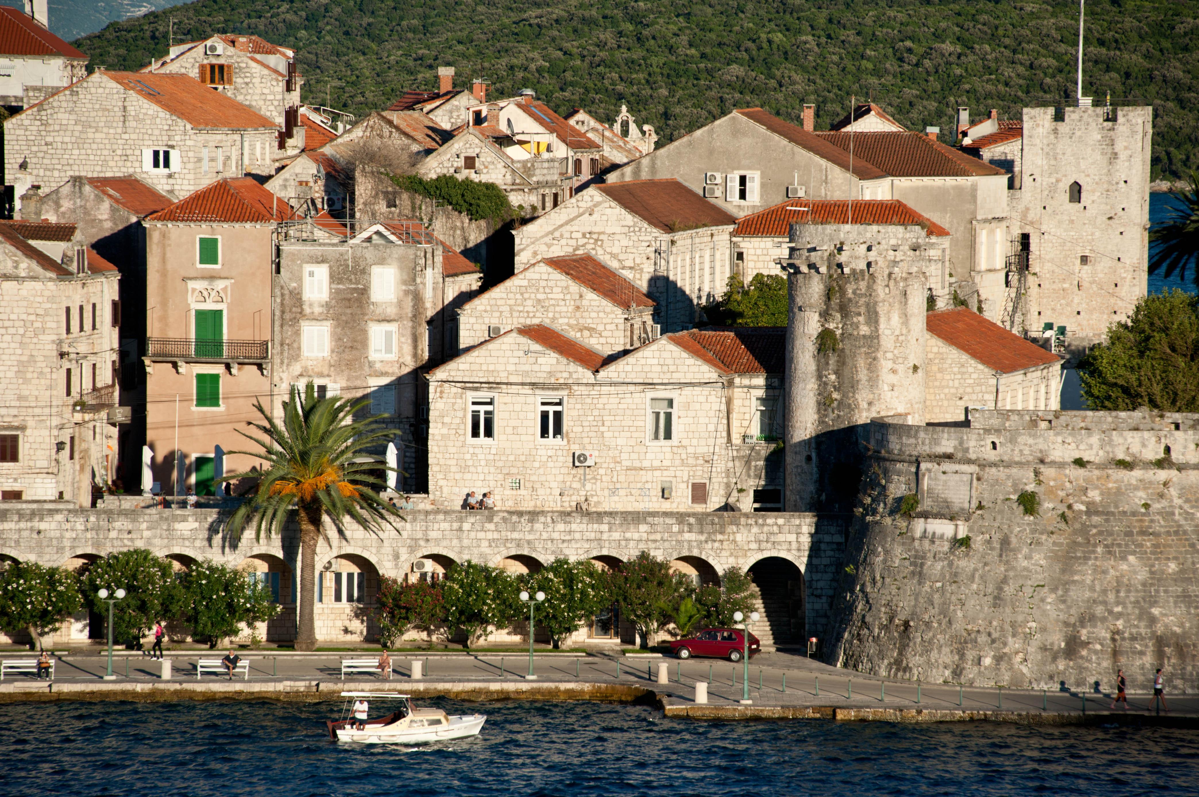 9969-Korcula (Sud Dalmatie)