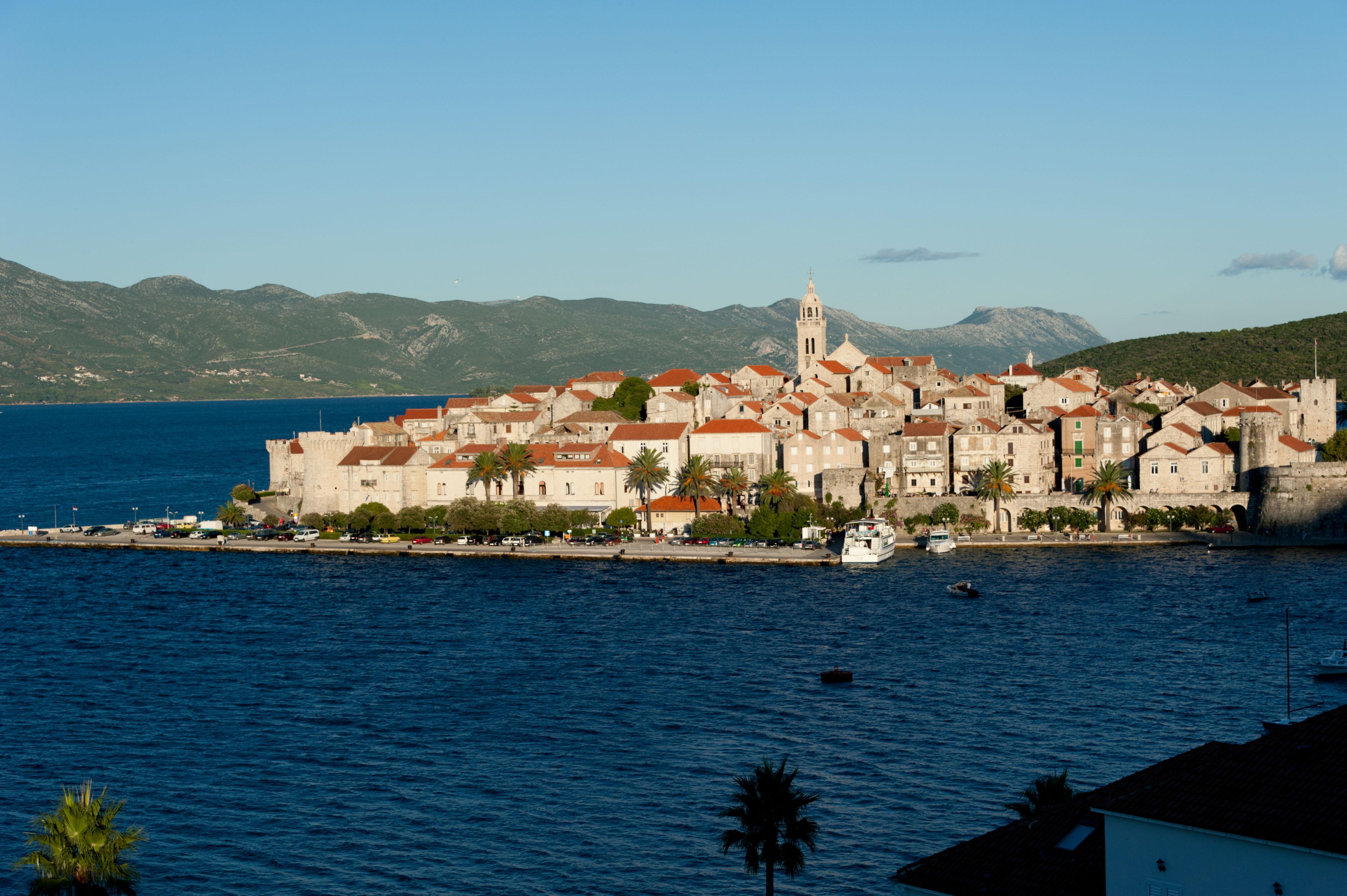 9976-Korcula (Sud Dalmatie)