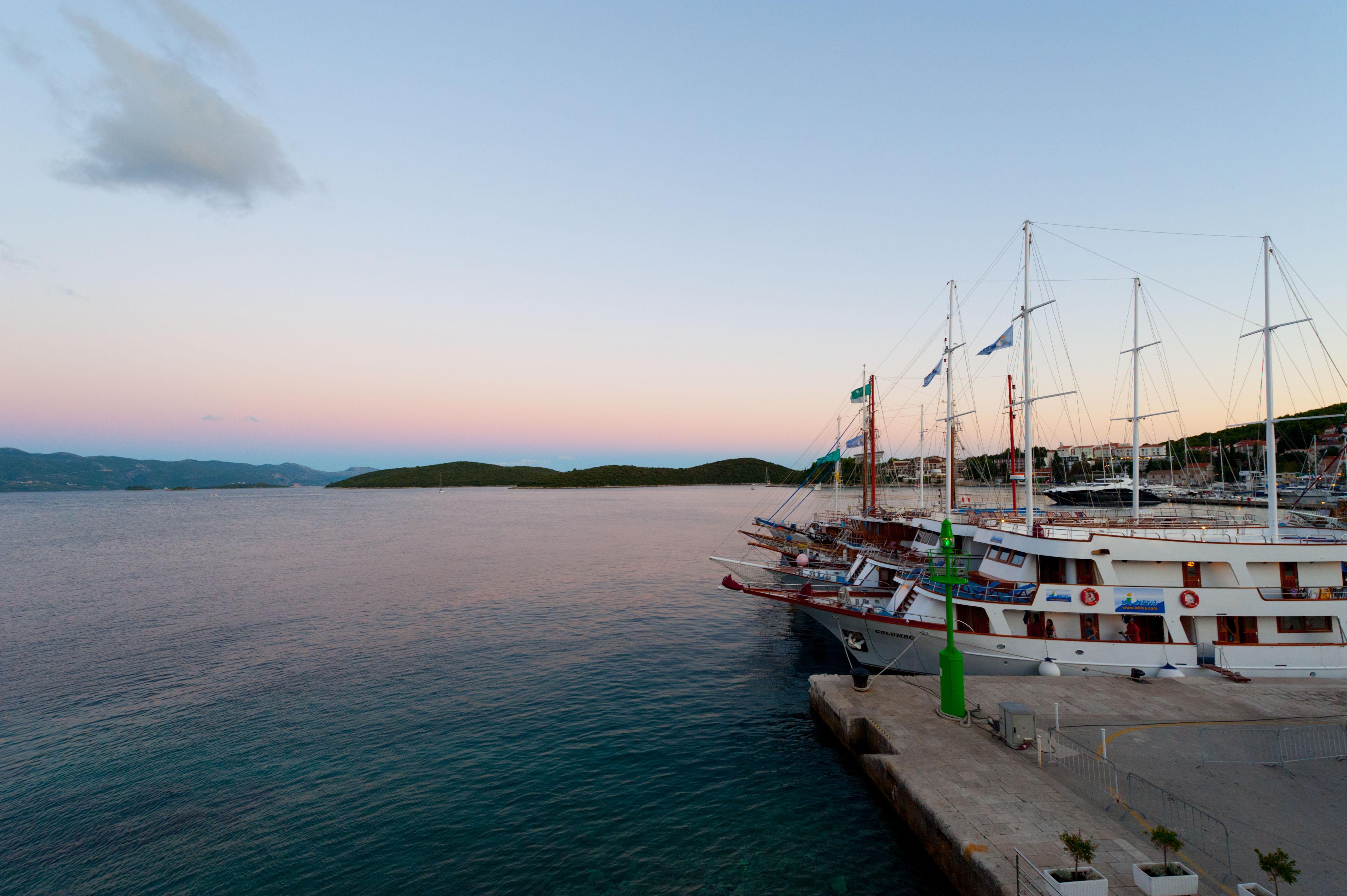 9992-Korcula (Sud Dalmatie)