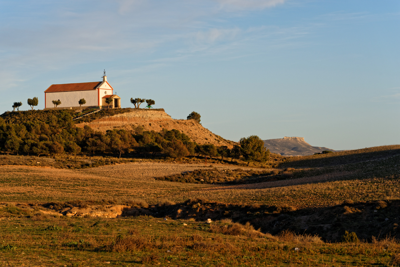 150112-Bardenas Plana de la negra - Piste de Portimayor (12)